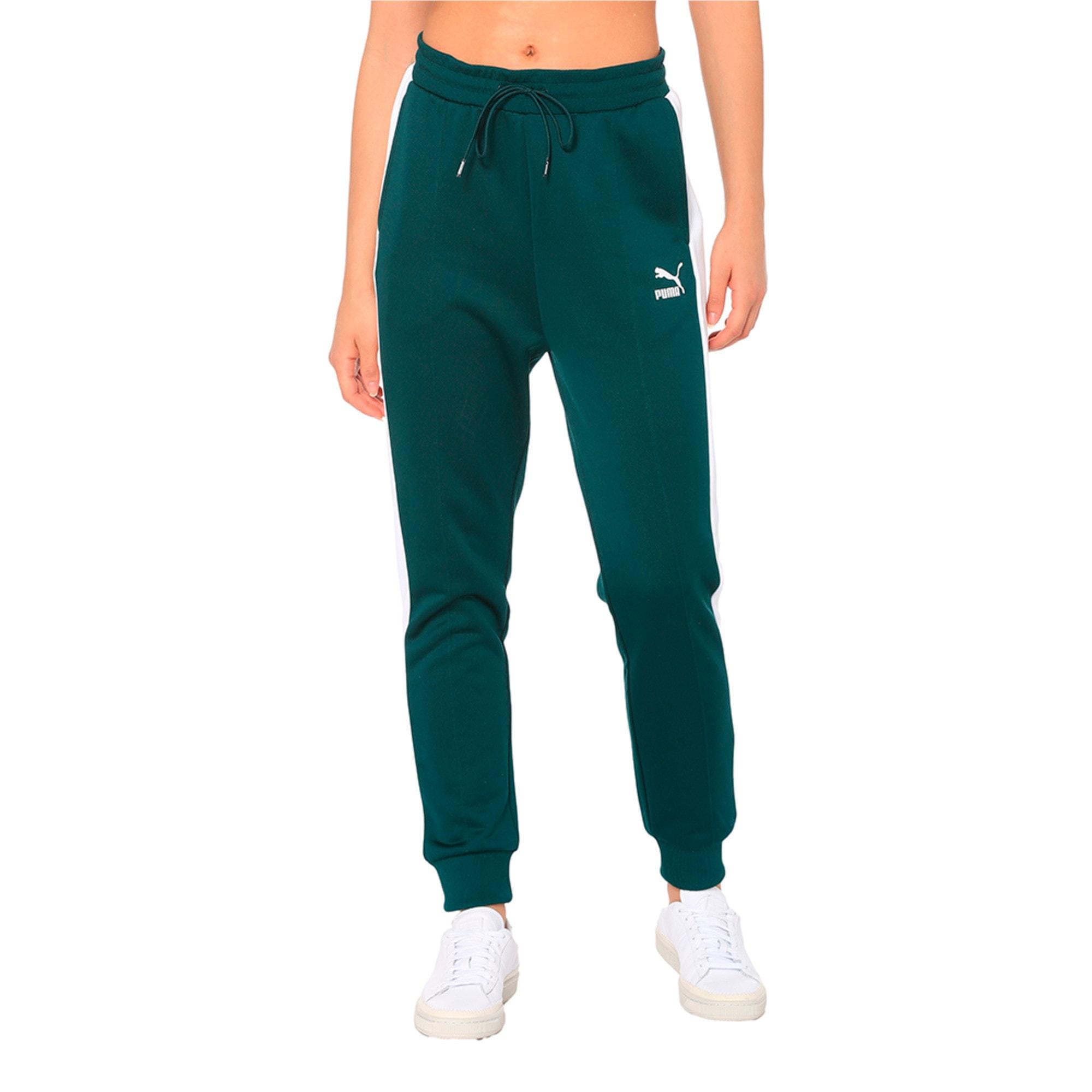 Thumbnail 1 of Classics T7 Knitted Women's Track Pants, Ponderosa Pine, medium-IND