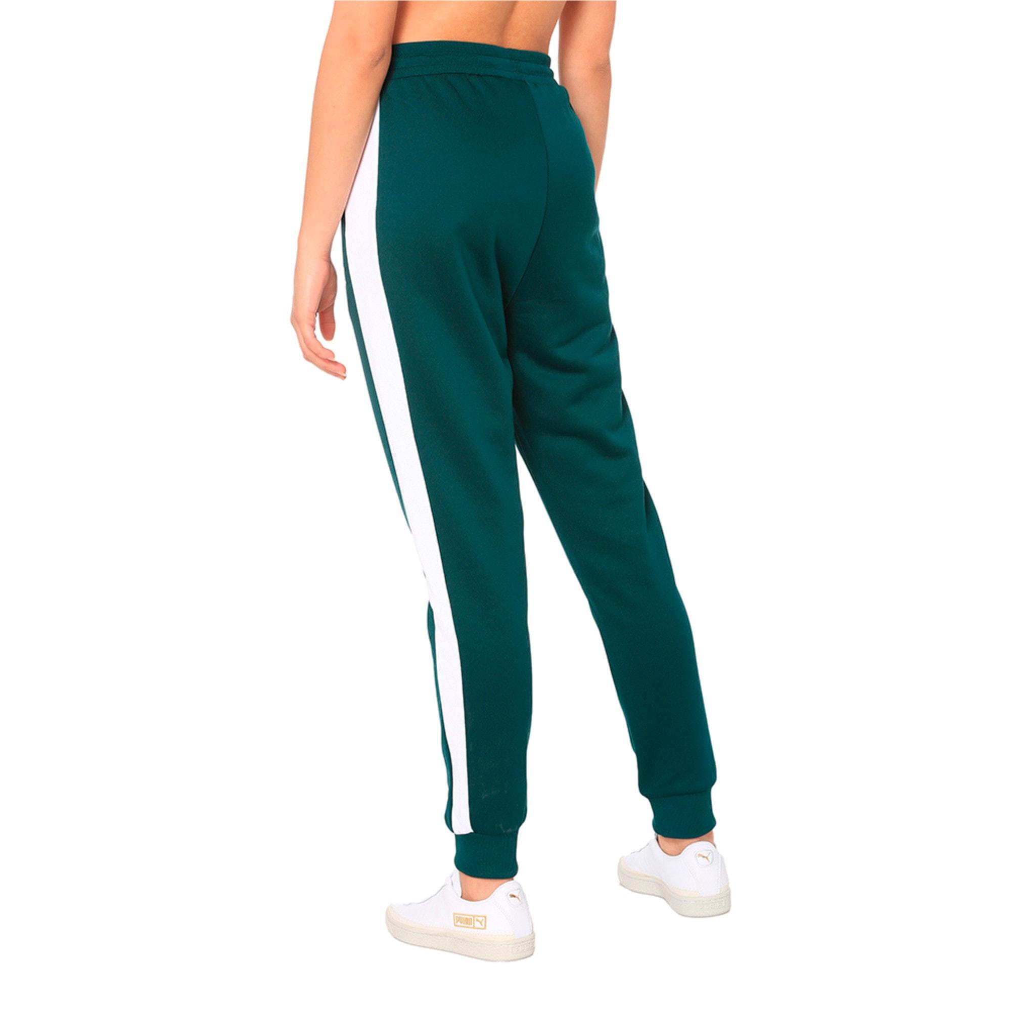 Thumbnail 2 of Classics T7 Knitted Women's Track Pants, Ponderosa Pine, medium-IND