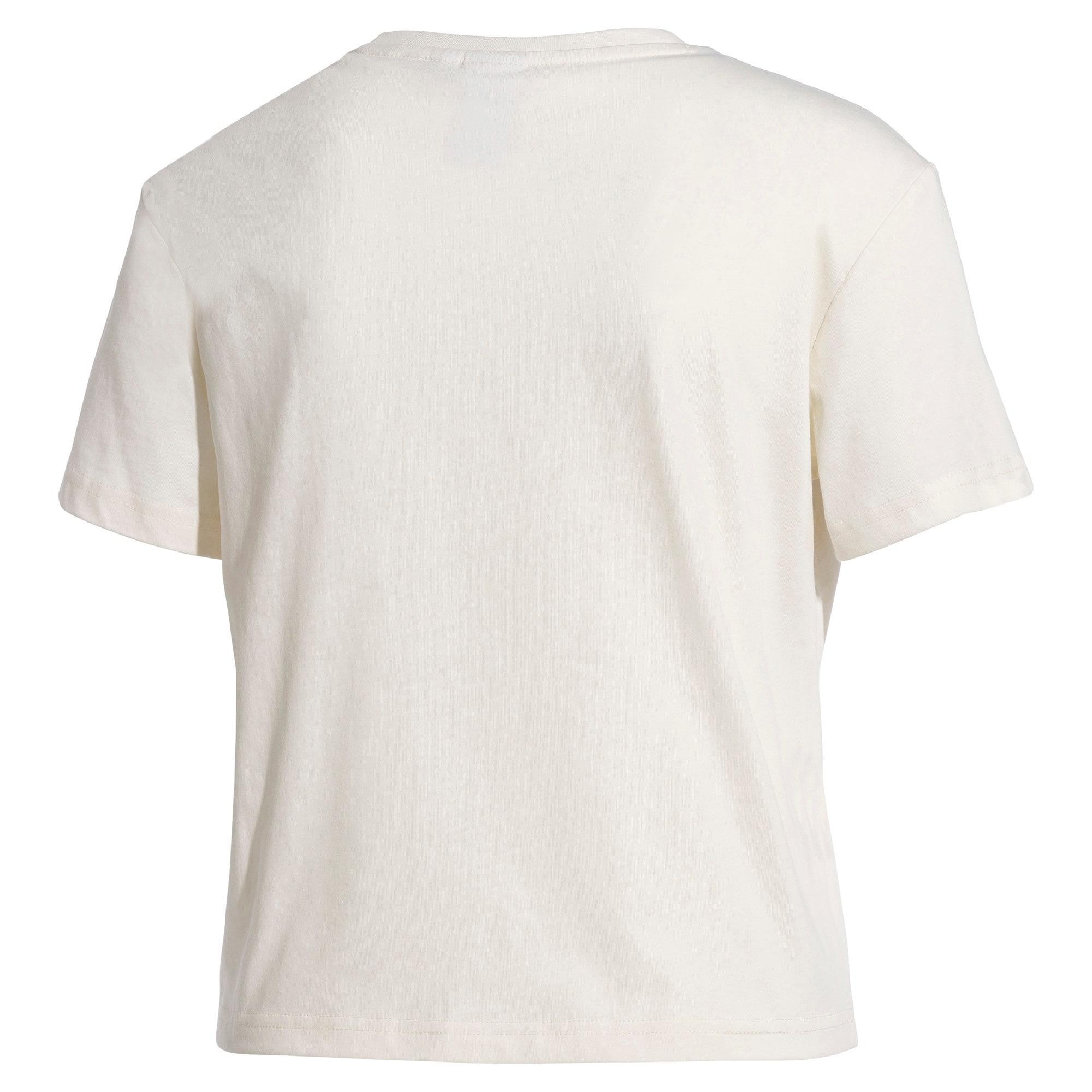Thumbnail 4 van PUMA x SUE TSAI T-shirt voor dames, Whisper White, medium