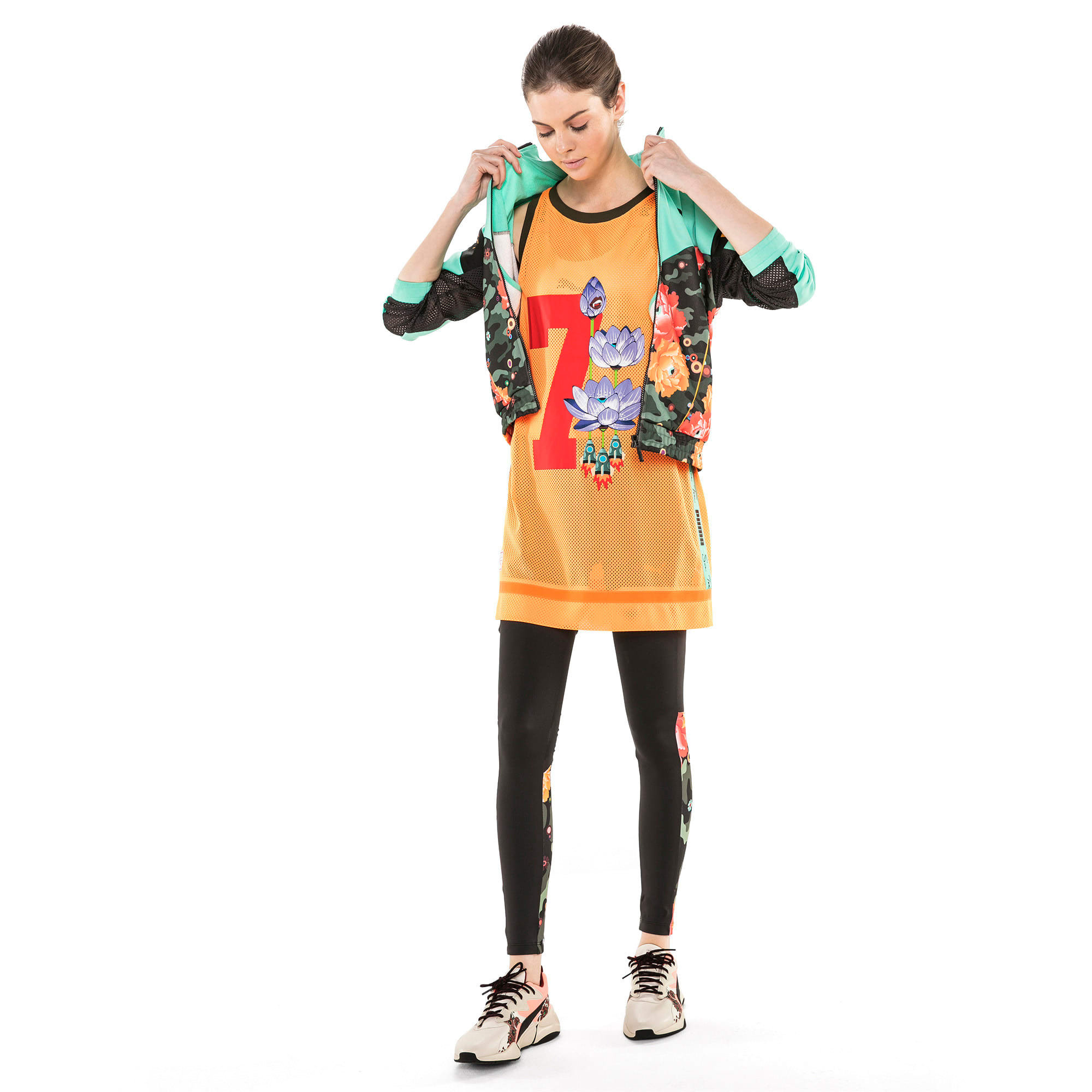 Thumbnail 5 of PUMA x SUE TSAI Women's Dress, Orange Pop, medium