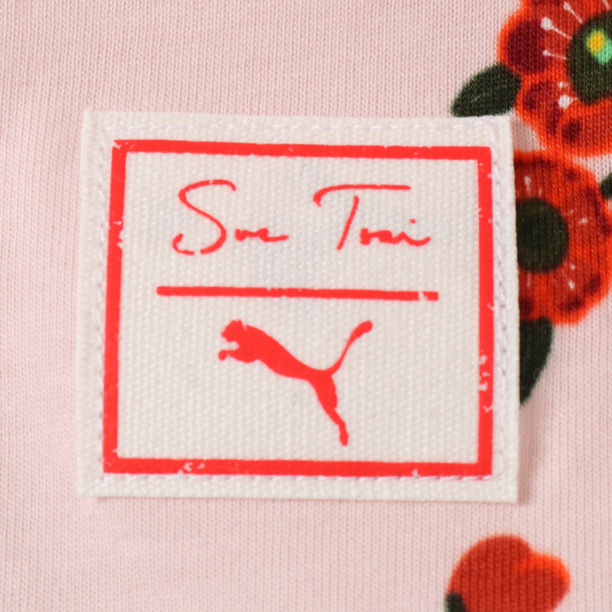 Thumbnail 9 of PUMA x SUE TSAI ウィメンズ  Tシャツ, -- Cherry Blossom AOP, medium-JPN