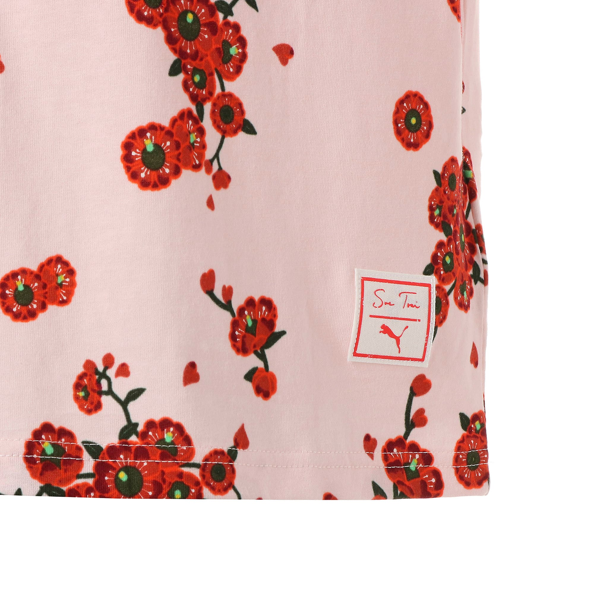 Thumbnail 11 of PUMA x SUE TSAI ウィメンズ  Tシャツ, -- Cherry Blossom AOP, medium-JPN