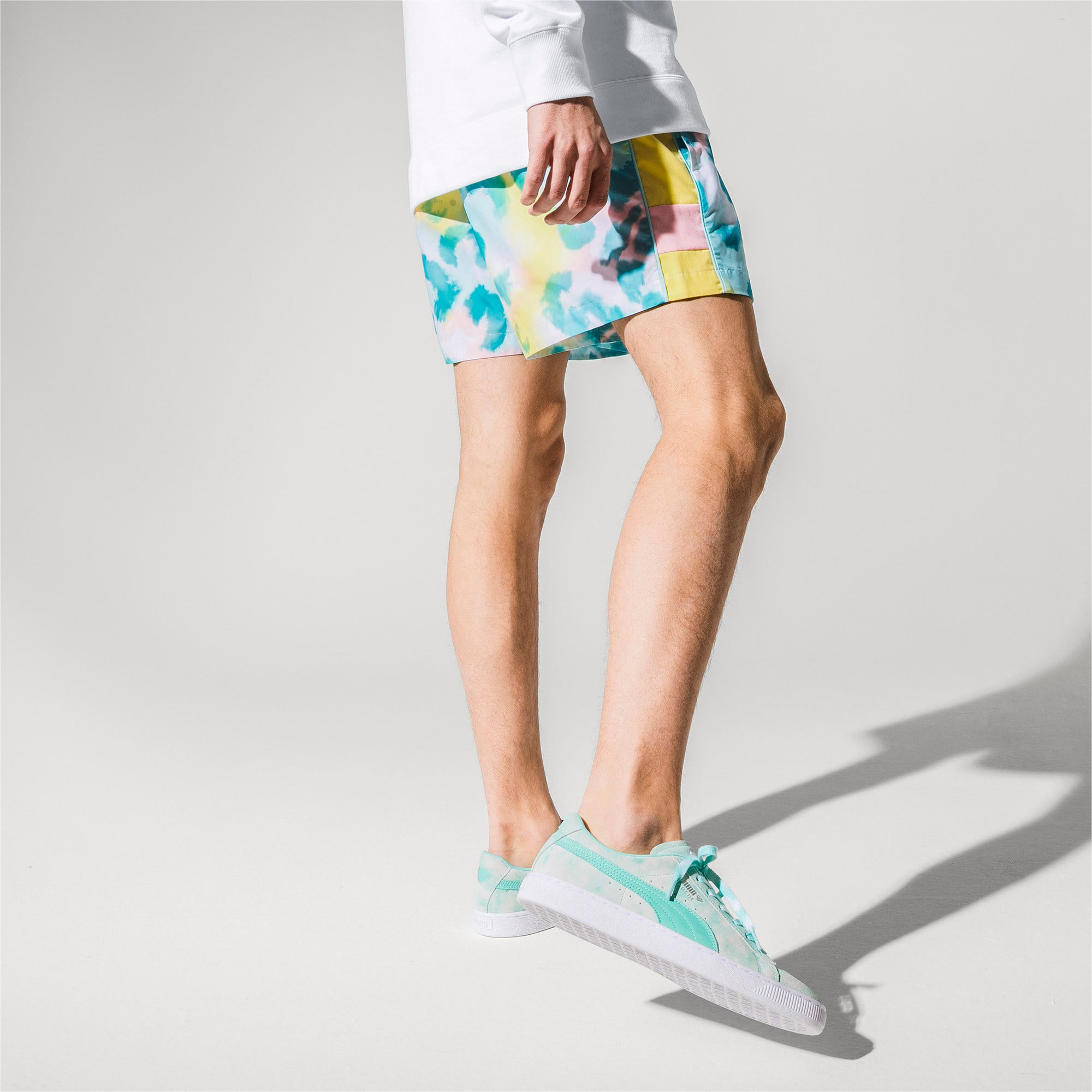 Thumbnail 3 of PUMA x DIAMOND Men's Shorts, -Puma White AOP, medium
