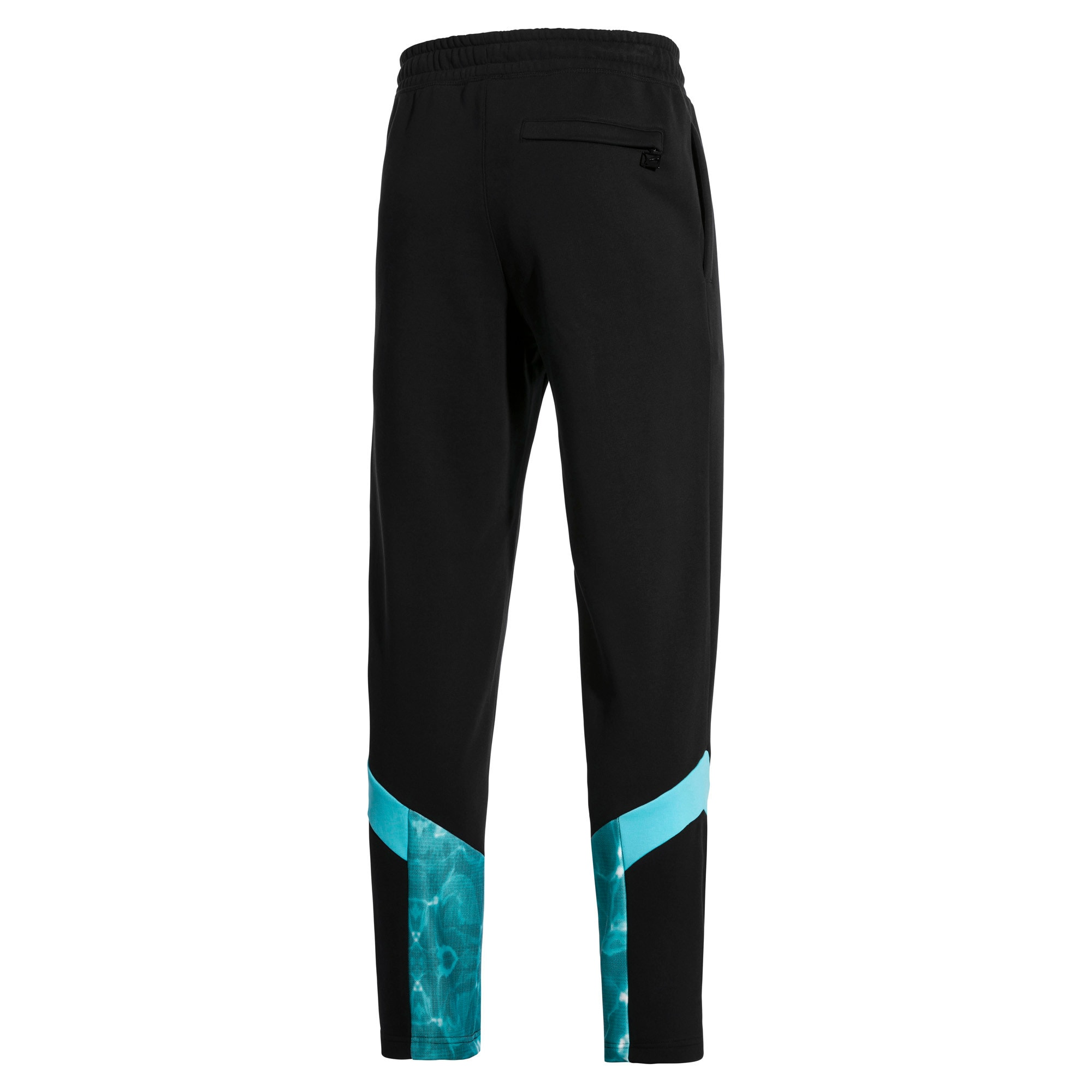 Thumbnail 3 of MCS Pool Men's Track Pants, Puma Black, medium