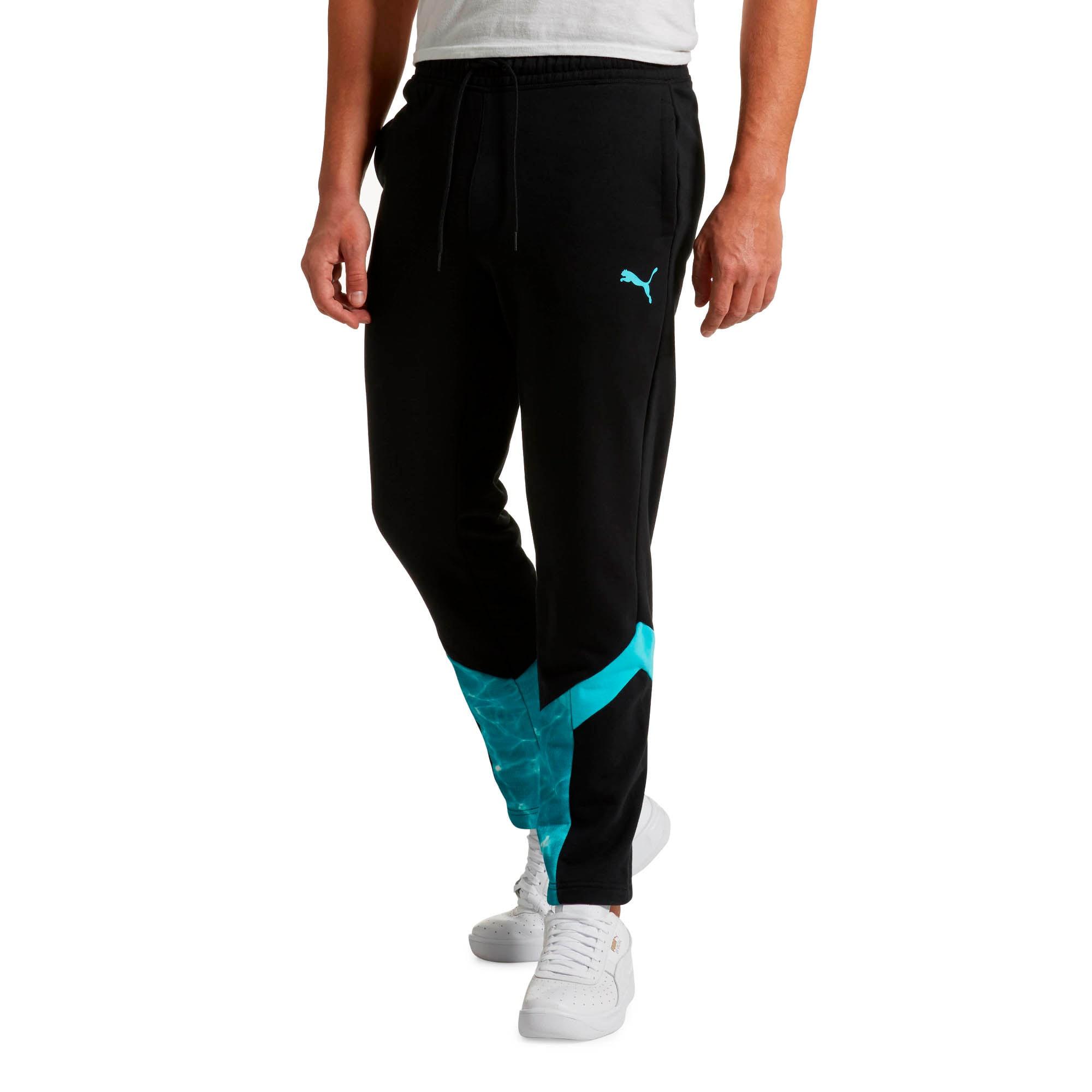 Thumbnail 2 of MCS Pool Men's Track Pants, Puma Black, medium