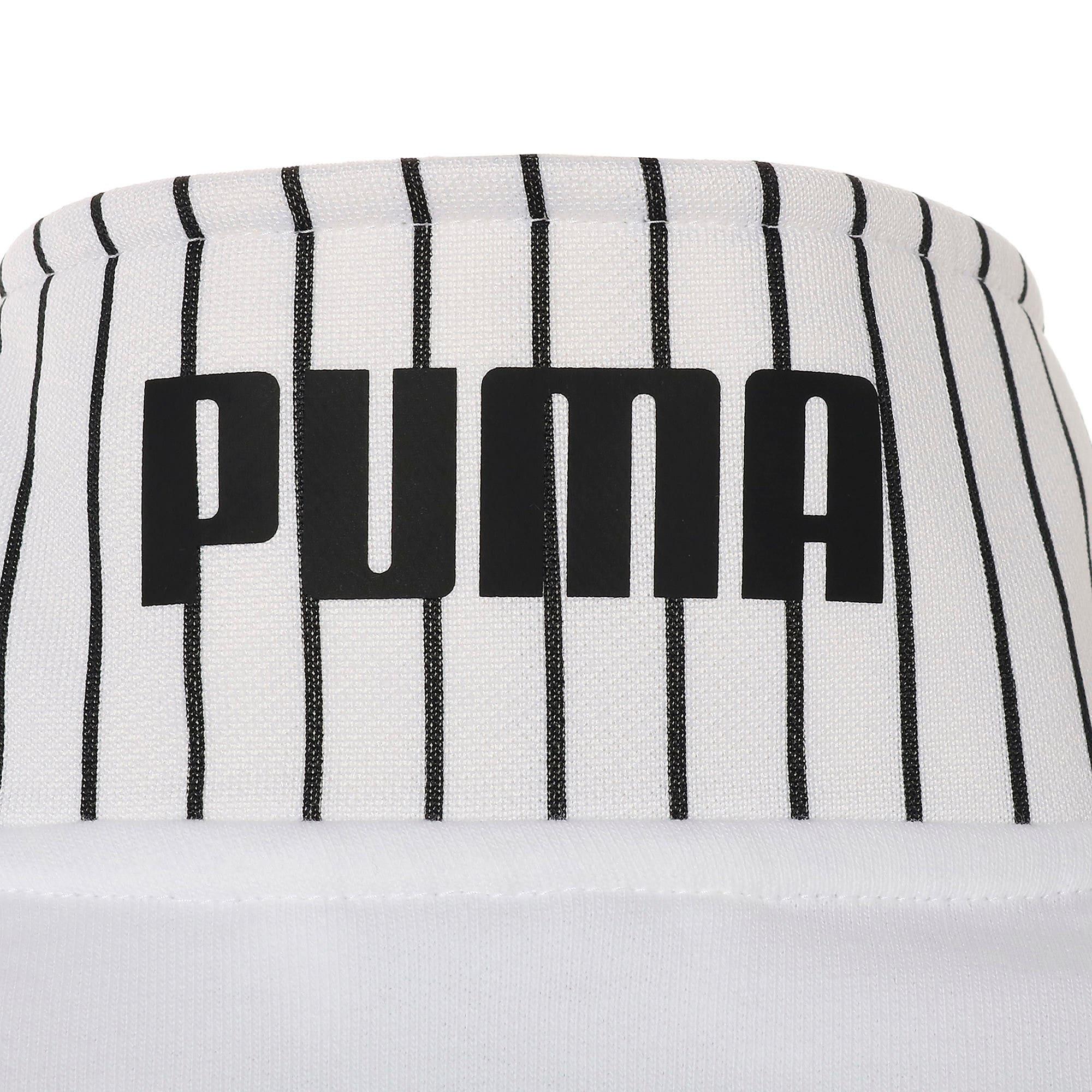 Thumbnail 8 of PALM TREE MCS トラックジャケット, Puma White--Stripe AOP, medium-JPN