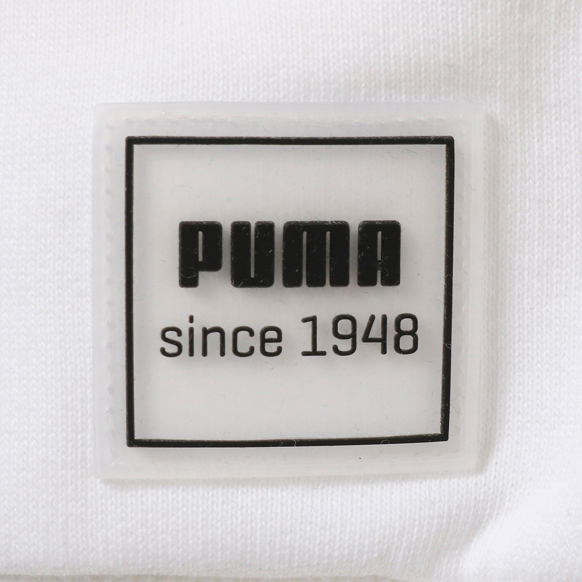 Thumbnail 9 of PALM TREE MCS トラックジャケット, Puma White--Stripe AOP, medium-JPN