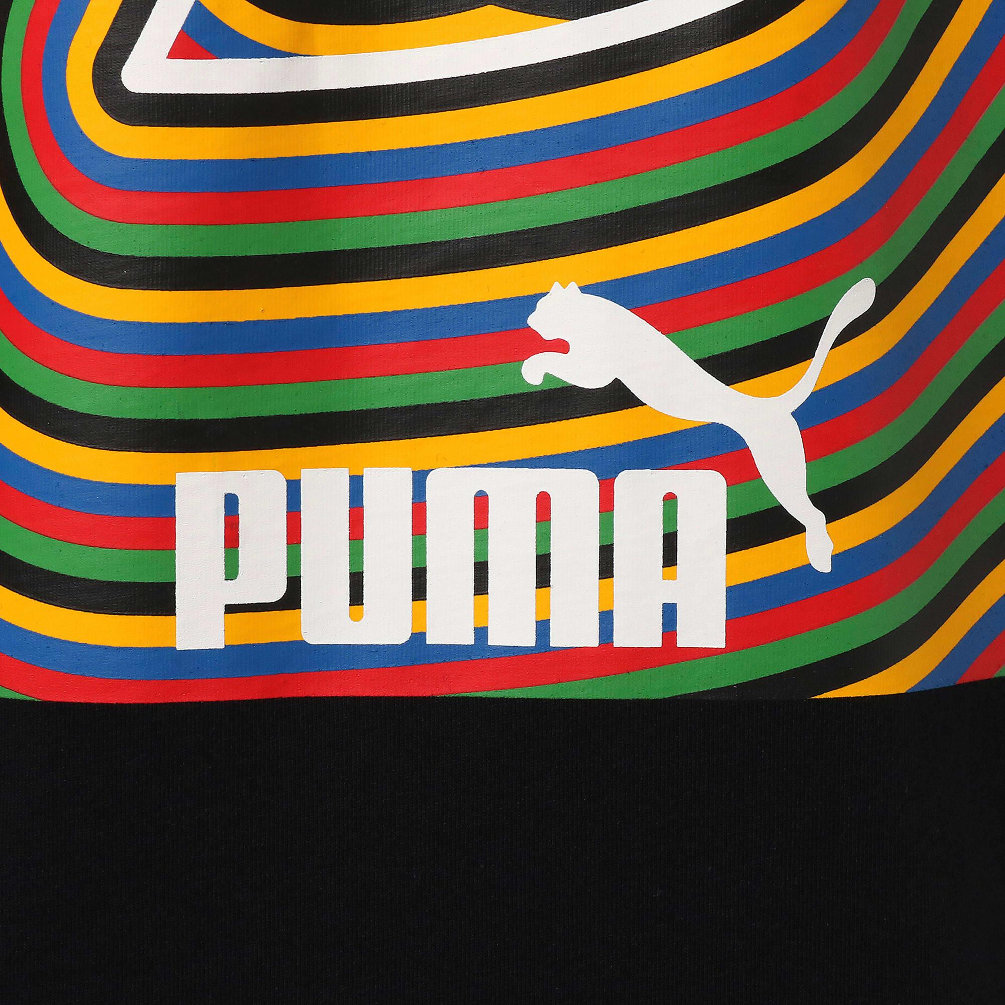 Thumbnail 3 of PWR THRU PEACE LS, Puma Black, medium-JPN