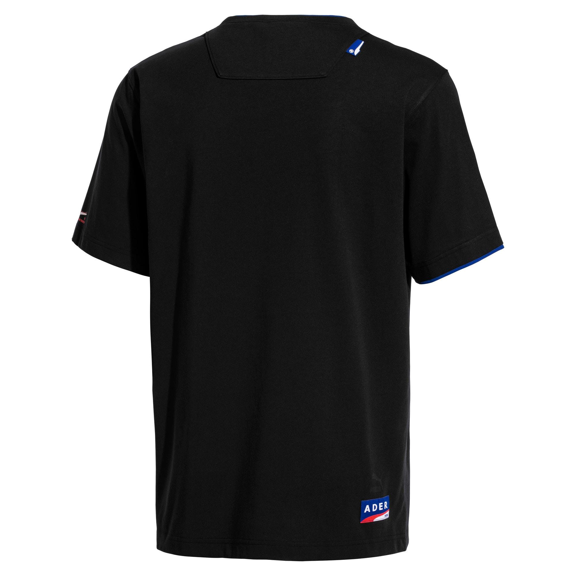 Thumbnail 4 van PUMA x ADER T-shirt, Cotton Black, medium
