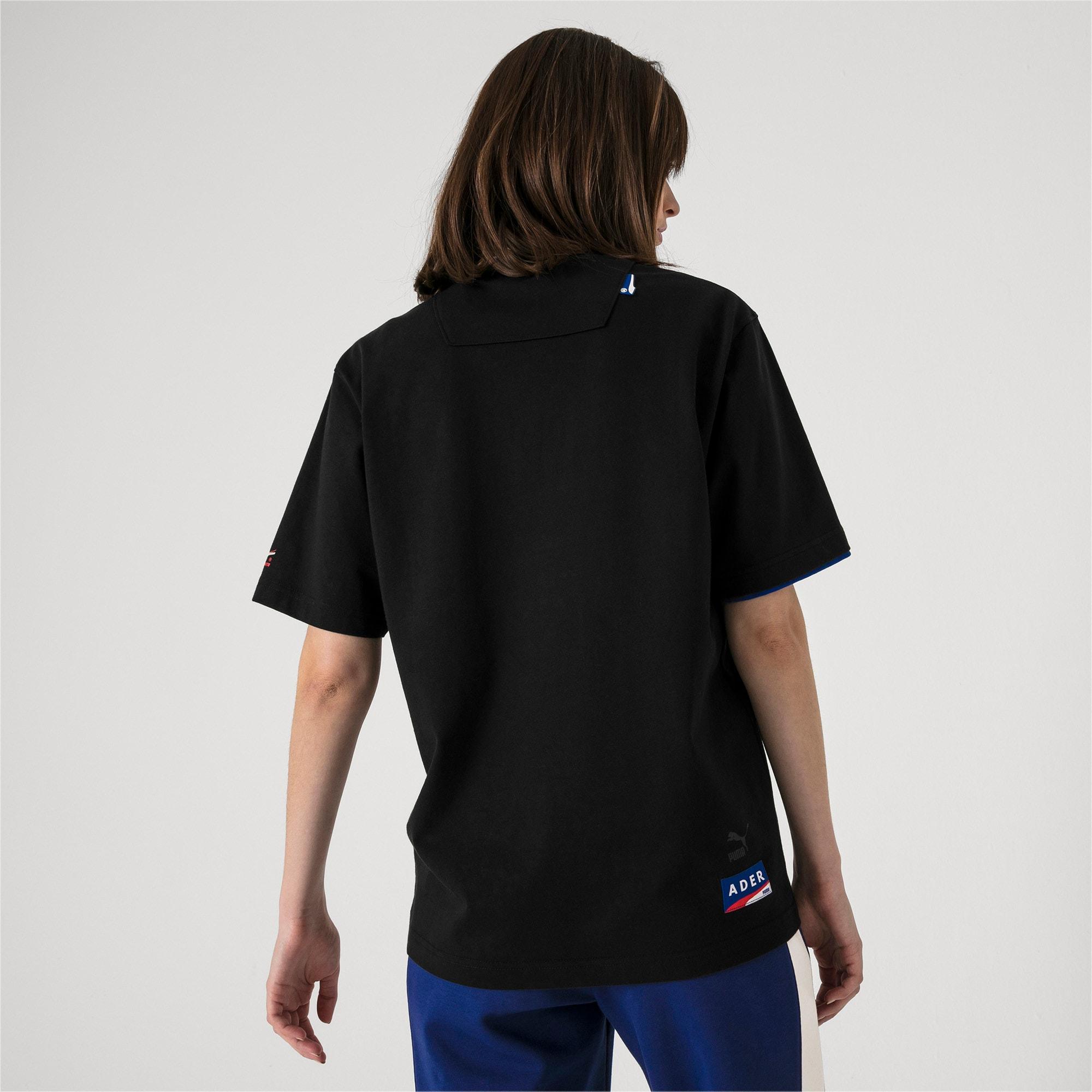 Thumbnail 7 van PUMA x ADER T-shirt, Cotton Black, medium