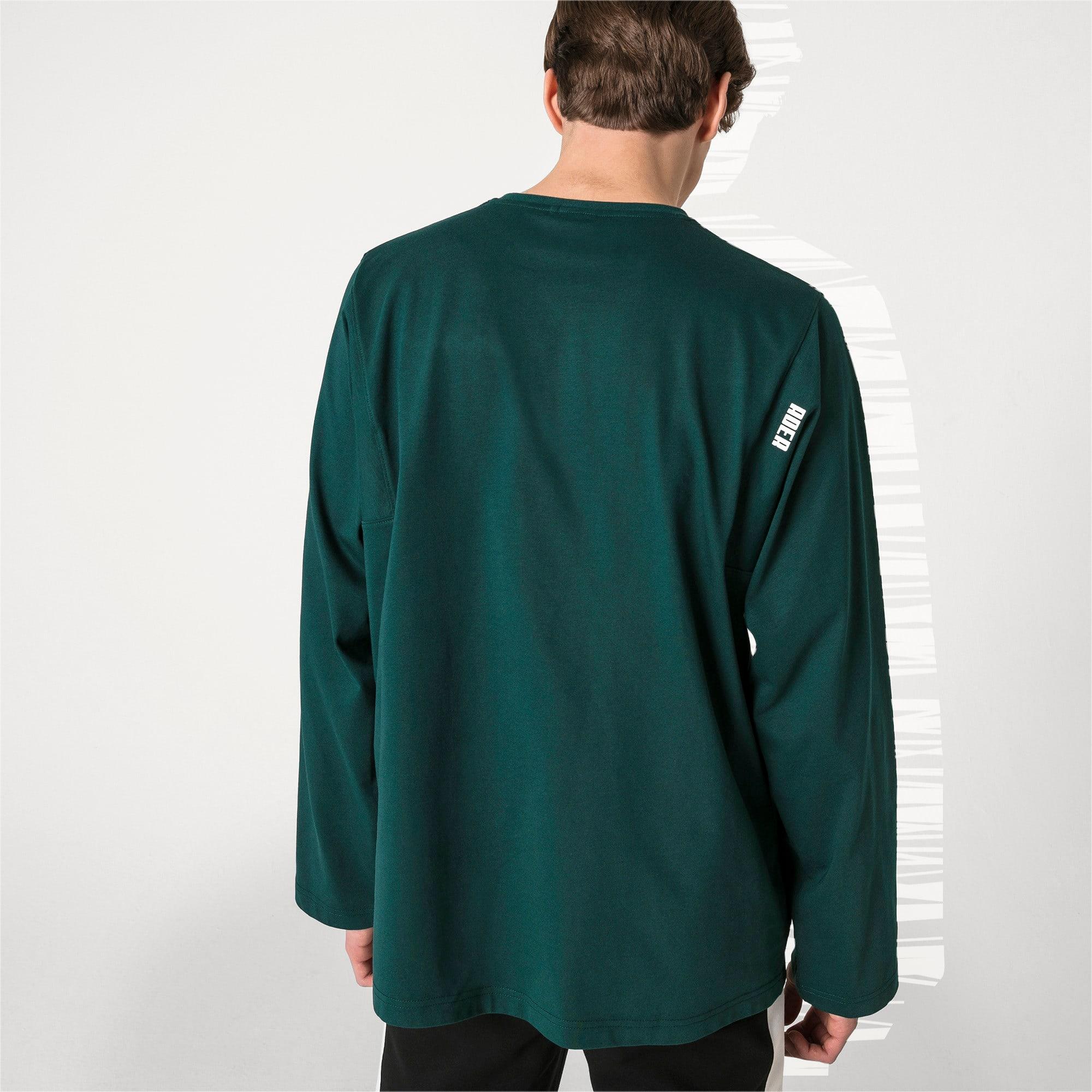 Thumbnail 3 of PUMA x ADER ERROR Langarm-Shirt, Ponderosa Pine, medium
