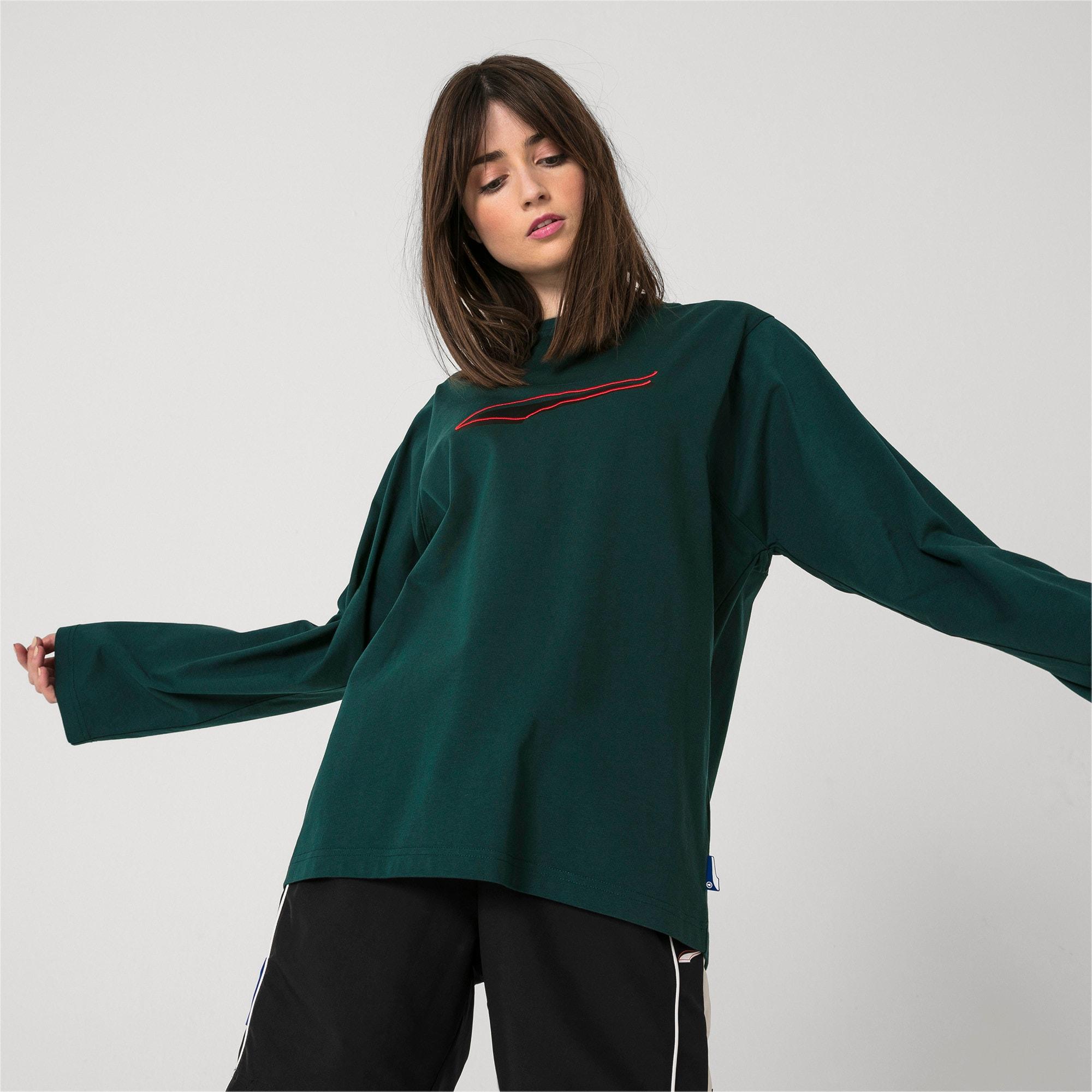 Thumbnail 6 of PUMA x ADER ERROR Langarm-Shirt, Ponderosa Pine, medium
