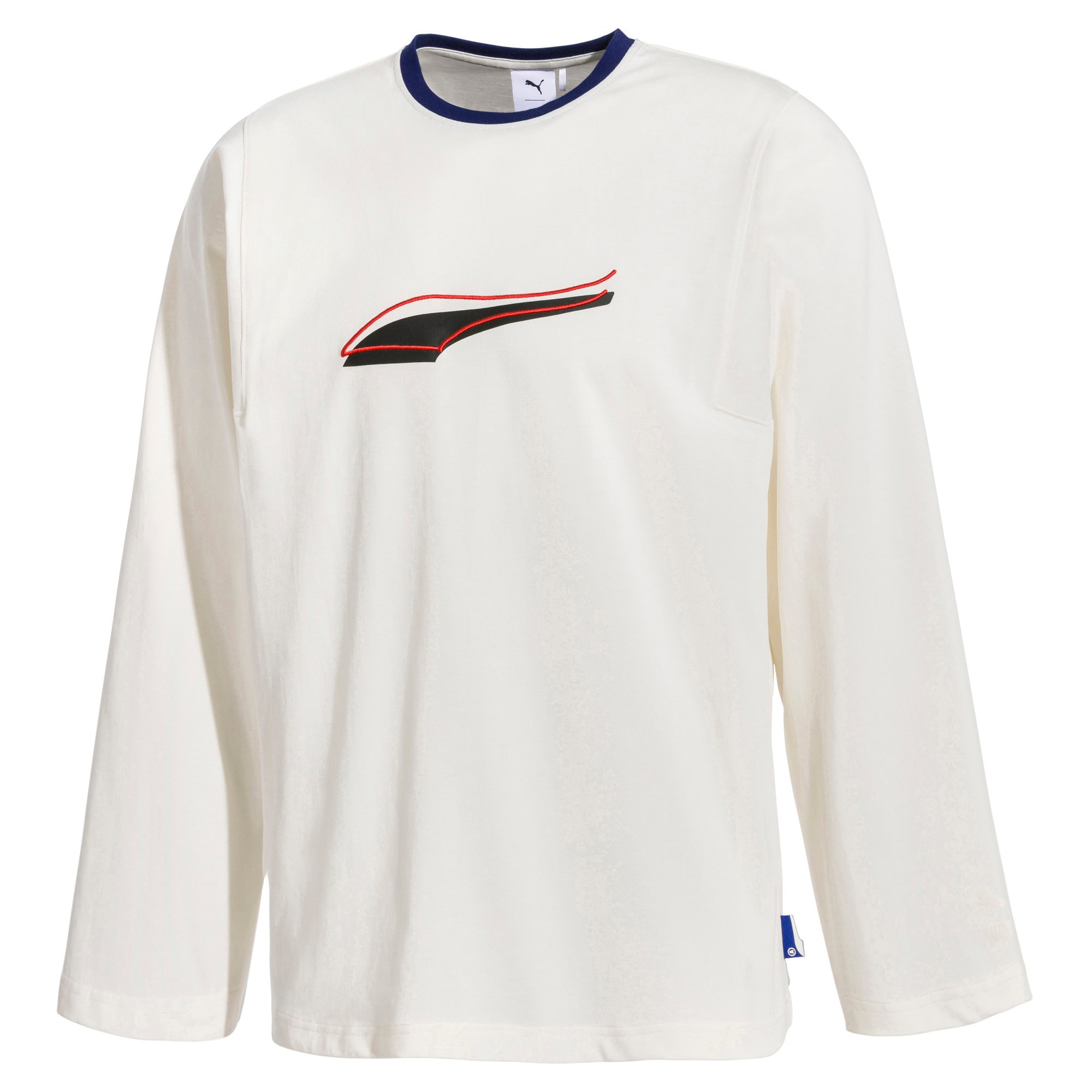 Thumbnail 1 of PUMA x ADER ERROR Langarm-Shirt, Whisper White, medium