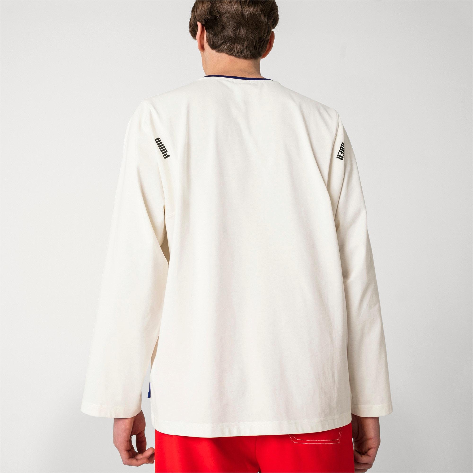 Thumbnail 3 of PUMA x ADER ERROR Langarm-Shirt, Whisper White, medium