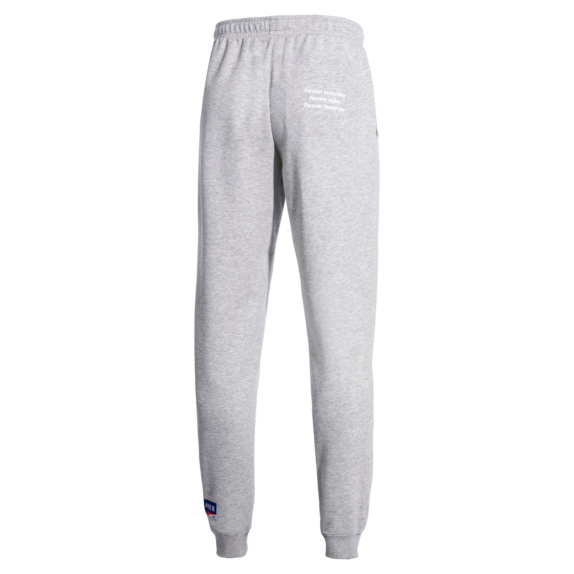 Thumbnail 4 of PUMA x ADER ERROR Strick Sweatpants, Light Gray Heather, medium
