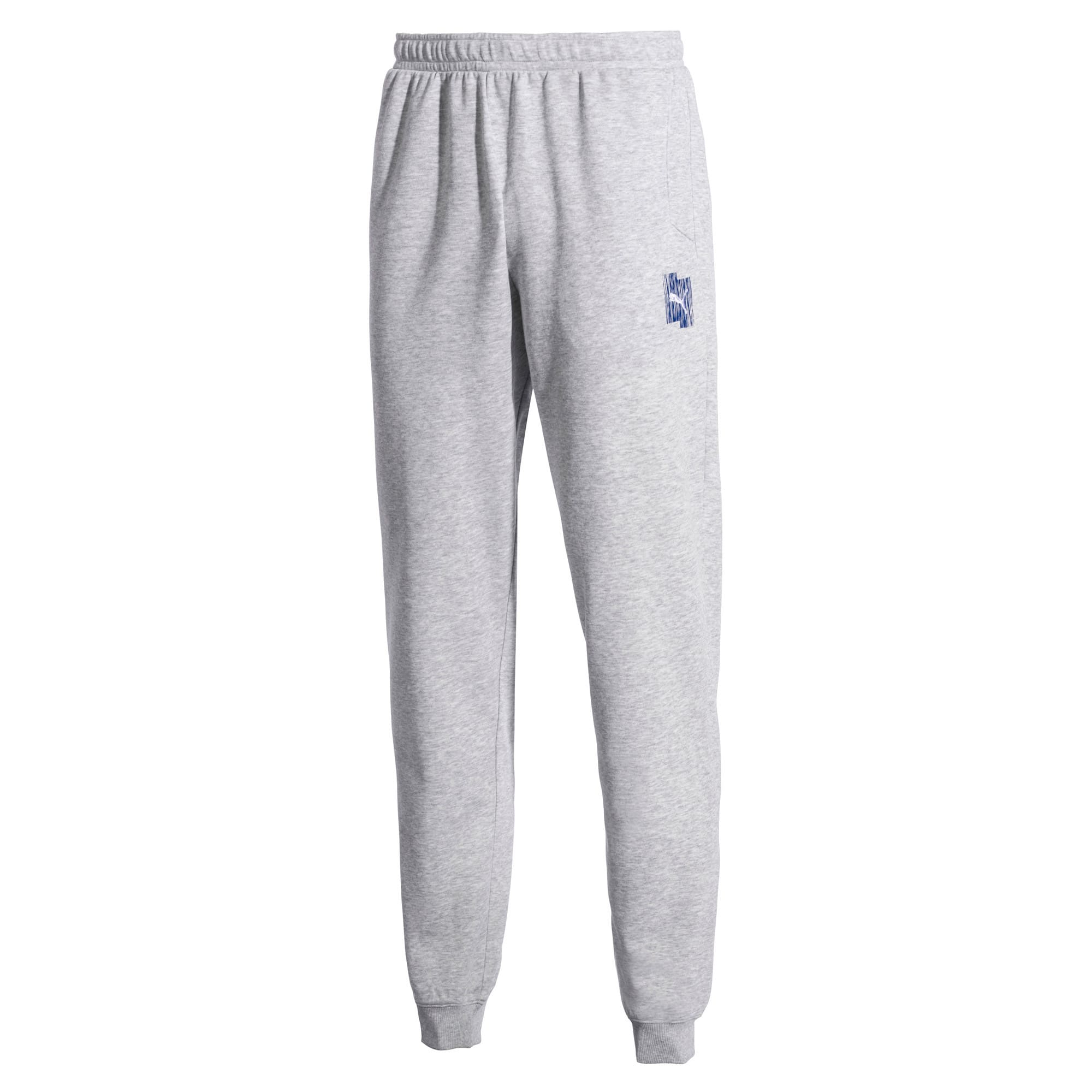 Thumbnail 1 of PUMA x ADER ERROR Strick Sweatpants, Light Gray Heather, medium