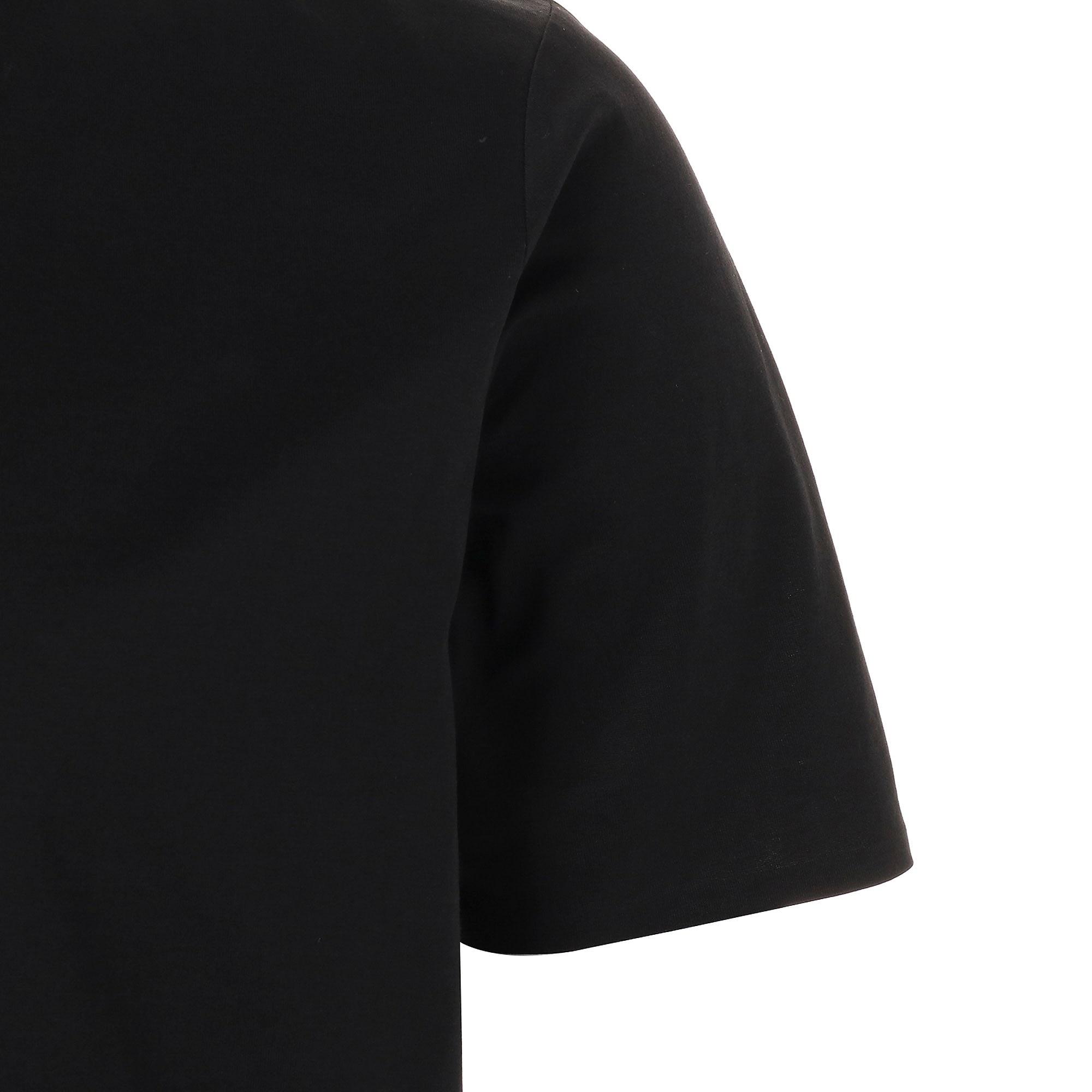 Thumbnail 5 of PORSCHE DESIGN  ライフ Tシャツ, Jet Black, medium-JPN