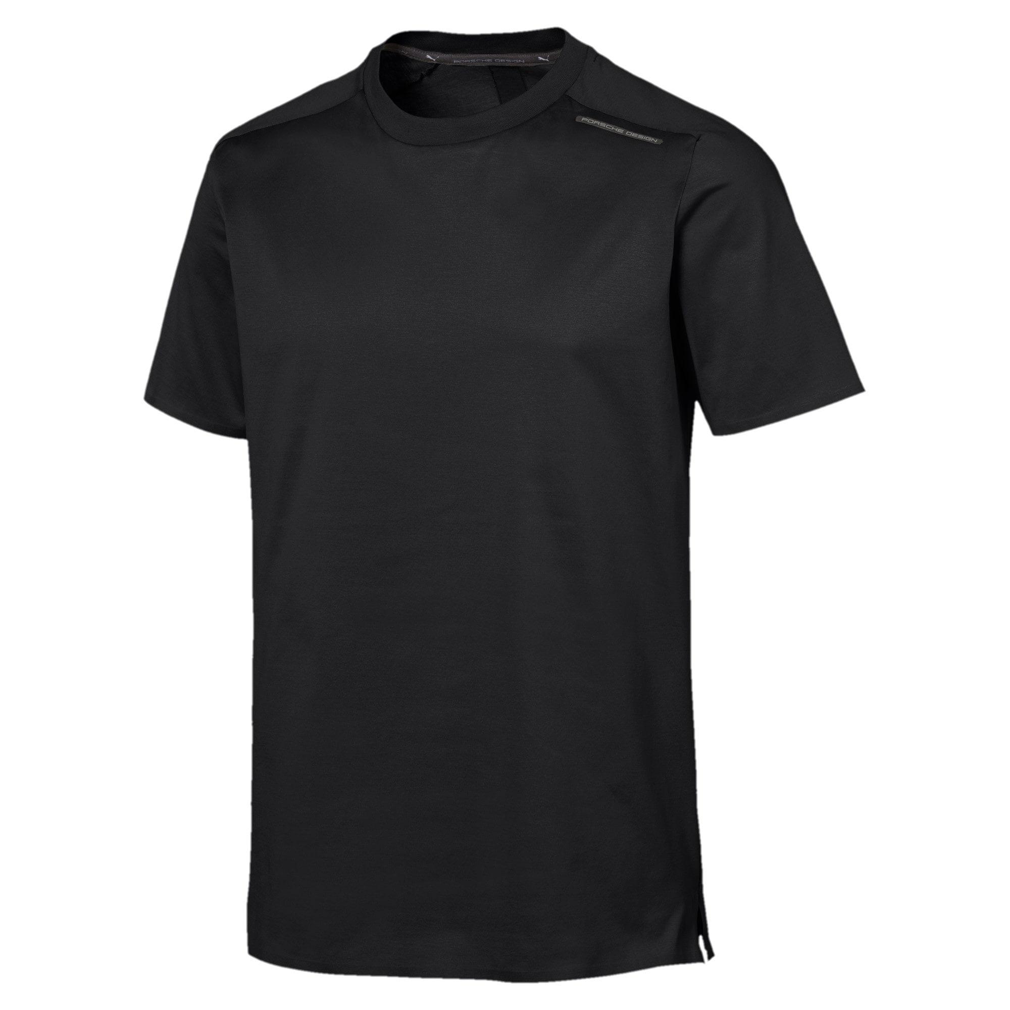 Thumbnail 1 of PORSCHE DESIGN  ライフ Tシャツ, Jet Black, medium-JPN