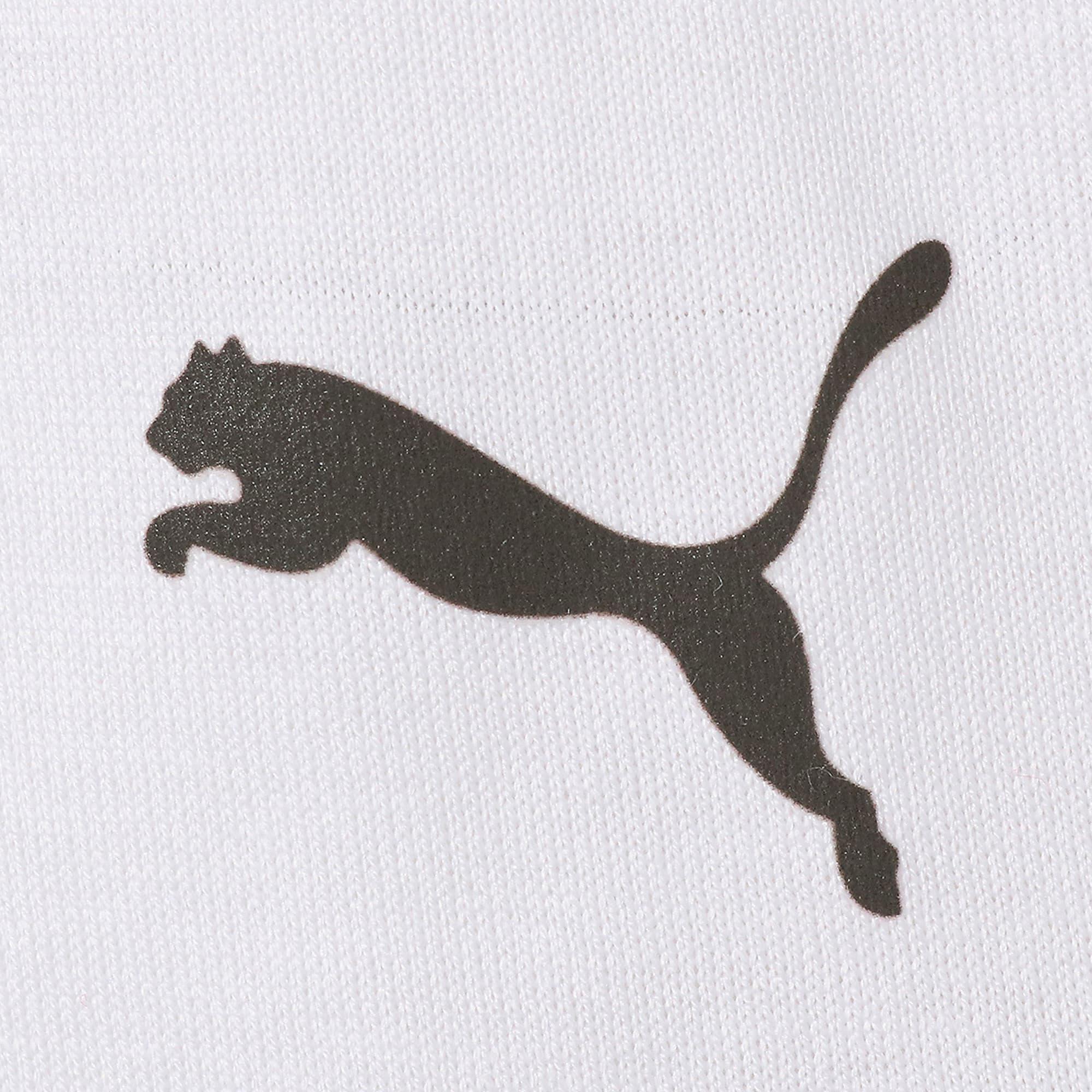 Thumbnail 4 of PORSCHE DESIGN  ライフ Tシャツ, Puma White, medium-JPN