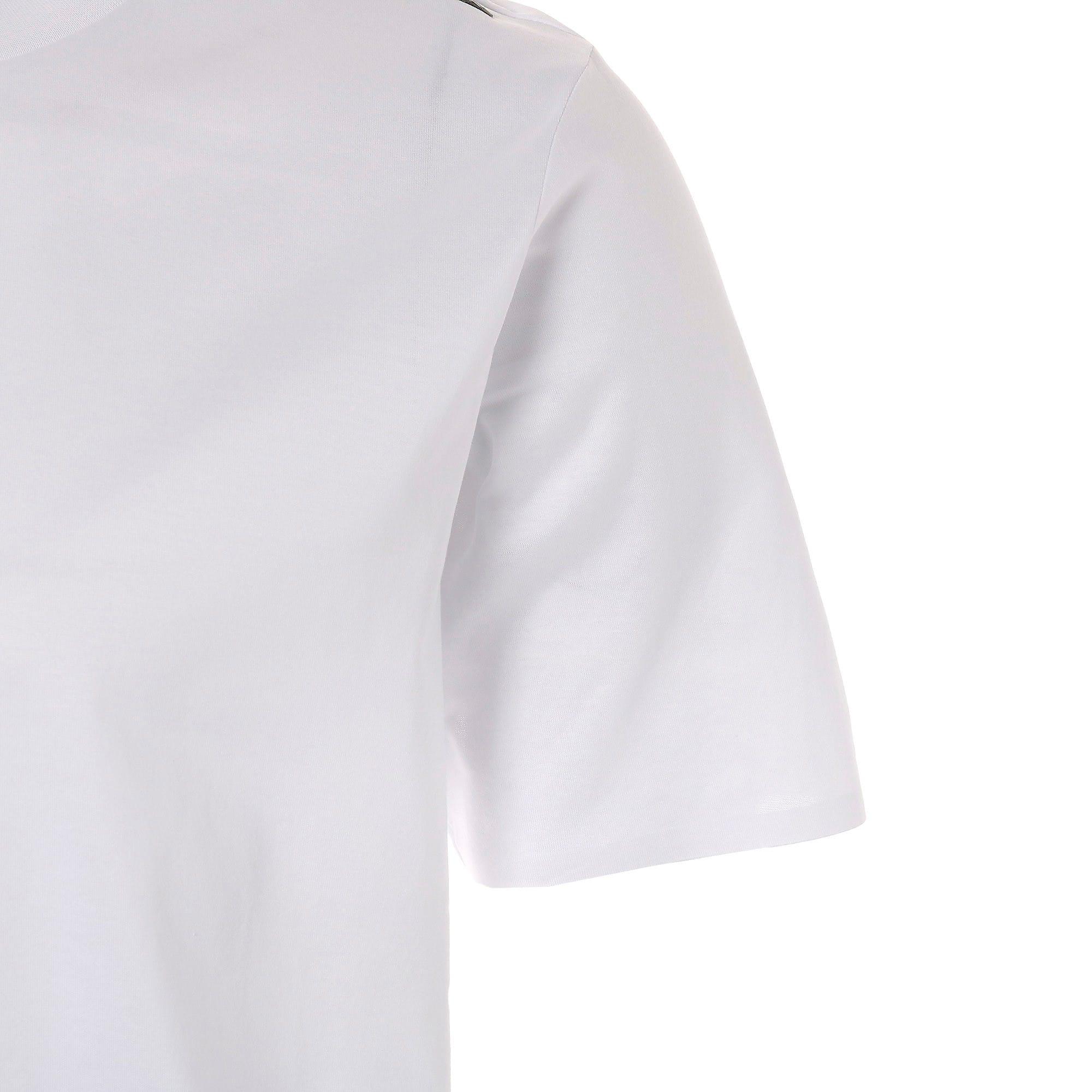 Thumbnail 5 of PORSCHE DESIGN  ライフ Tシャツ, Puma White, medium-JPN