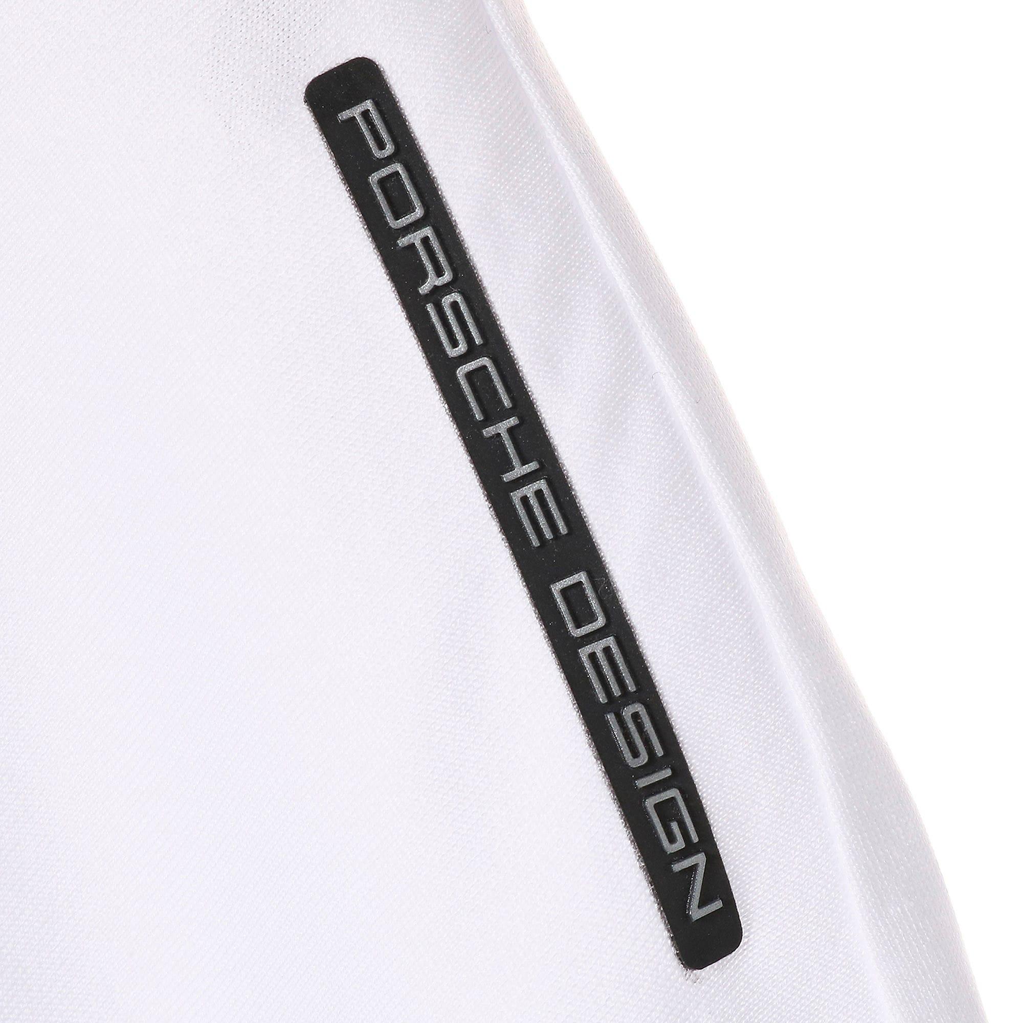 Thumbnail 7 of PORSCHE DESIGN  ライフ Tシャツ, Puma White, medium-JPN
