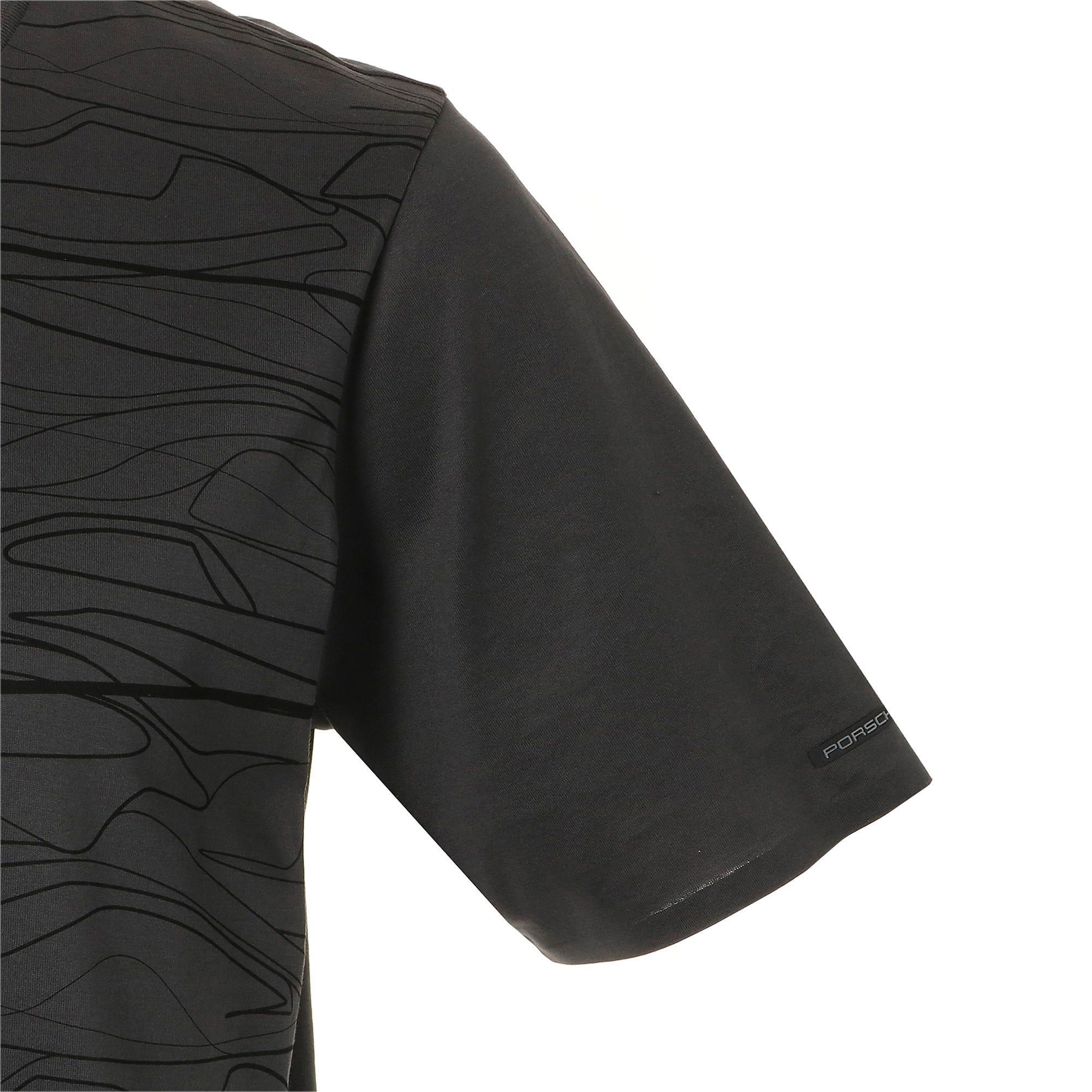Thumbnail 5 of PORSCHE DESIGN  グラフィック Tシャツ, Asphalt, medium-JPN