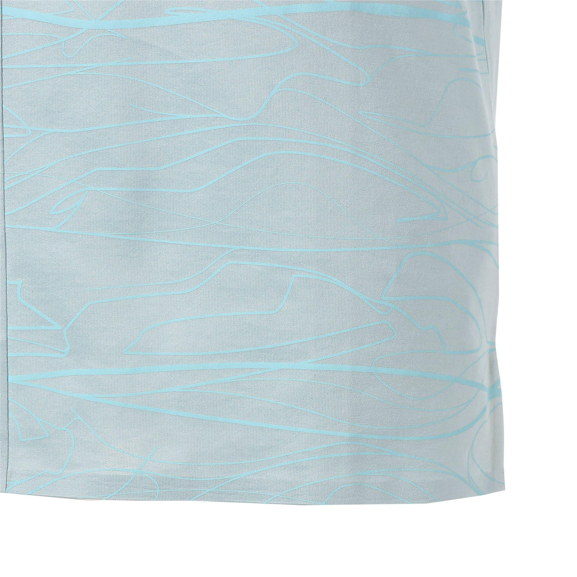Thumbnail 6 of PORSCHE DESIGN  グラフィック Tシャツ, Light Sky, medium-JPN