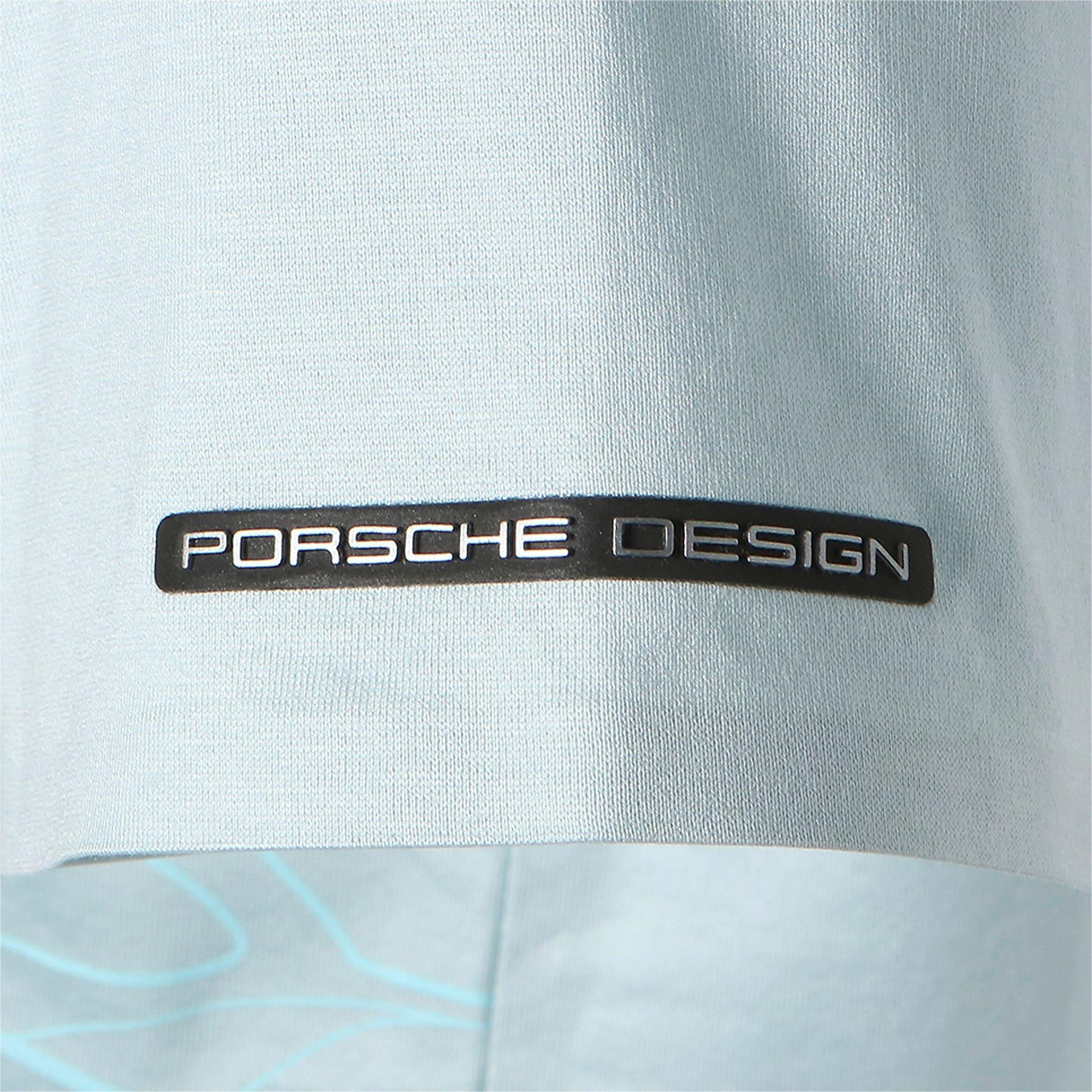 Thumbnail 8 of PORSCHE DESIGN  グラフィック Tシャツ, Light Sky, medium-JPN