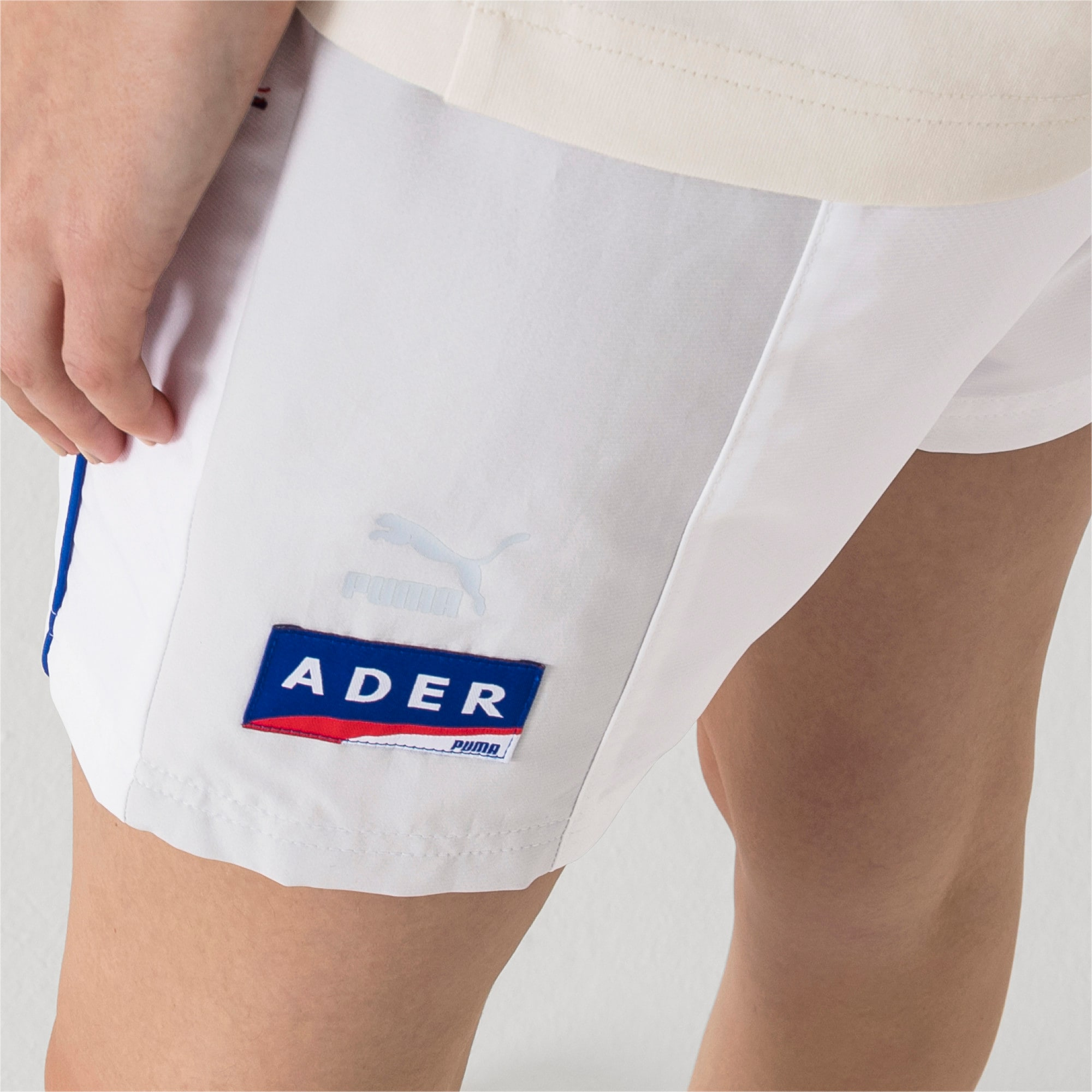 Thumbnail 9 of PUMA x ADER ERROR Shorts, Puma White, medium