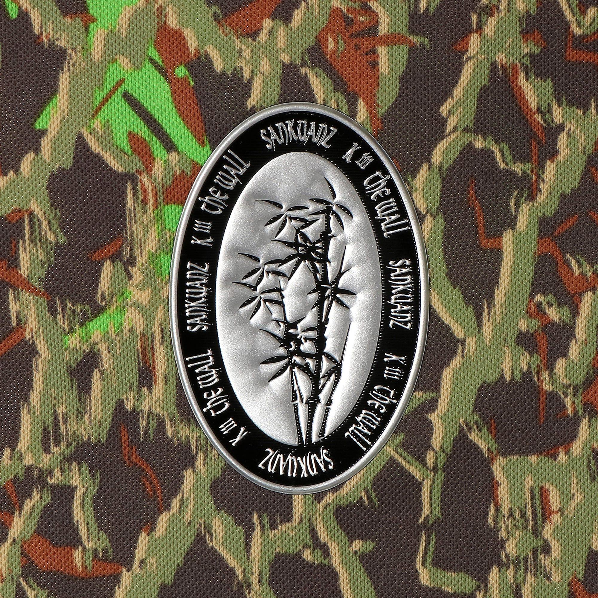 Thumbnail 9 of PUMA x SANKUANZ TEE, -Fluro green, medium-JPN