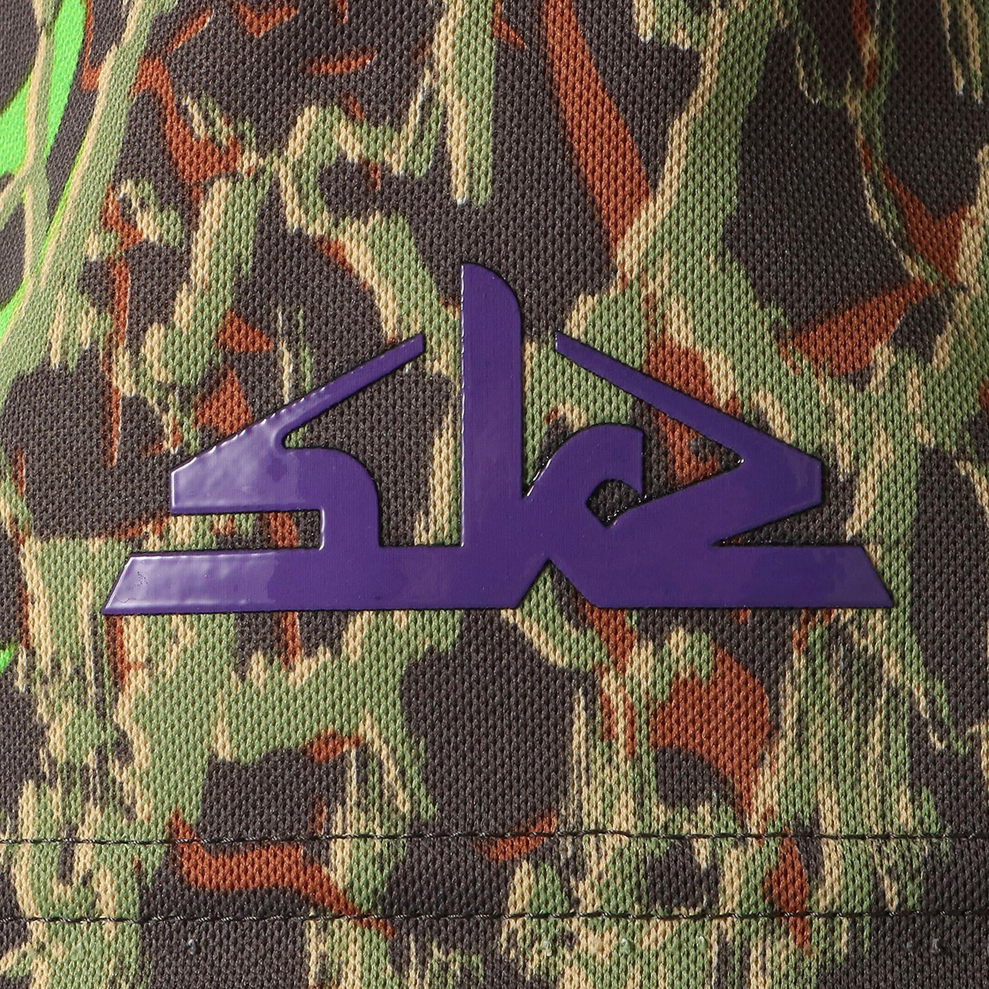 Thumbnail 10 of PUMA x SANKUANZ TEE, -Fluro green, medium-JPN