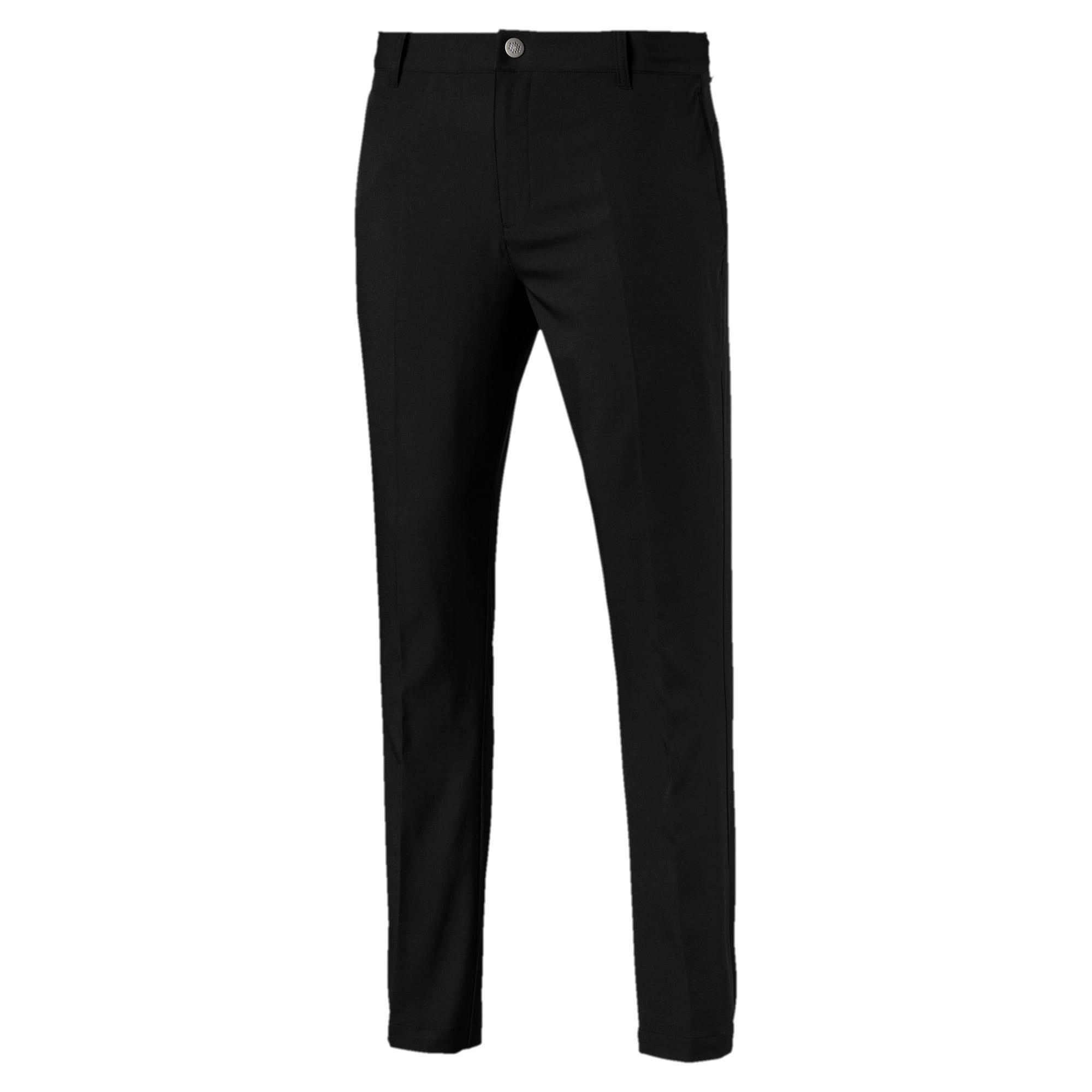 Thumbnail 1 of Afkledende geweven Jackpot golfbroek voor heren, Puma Black, medium