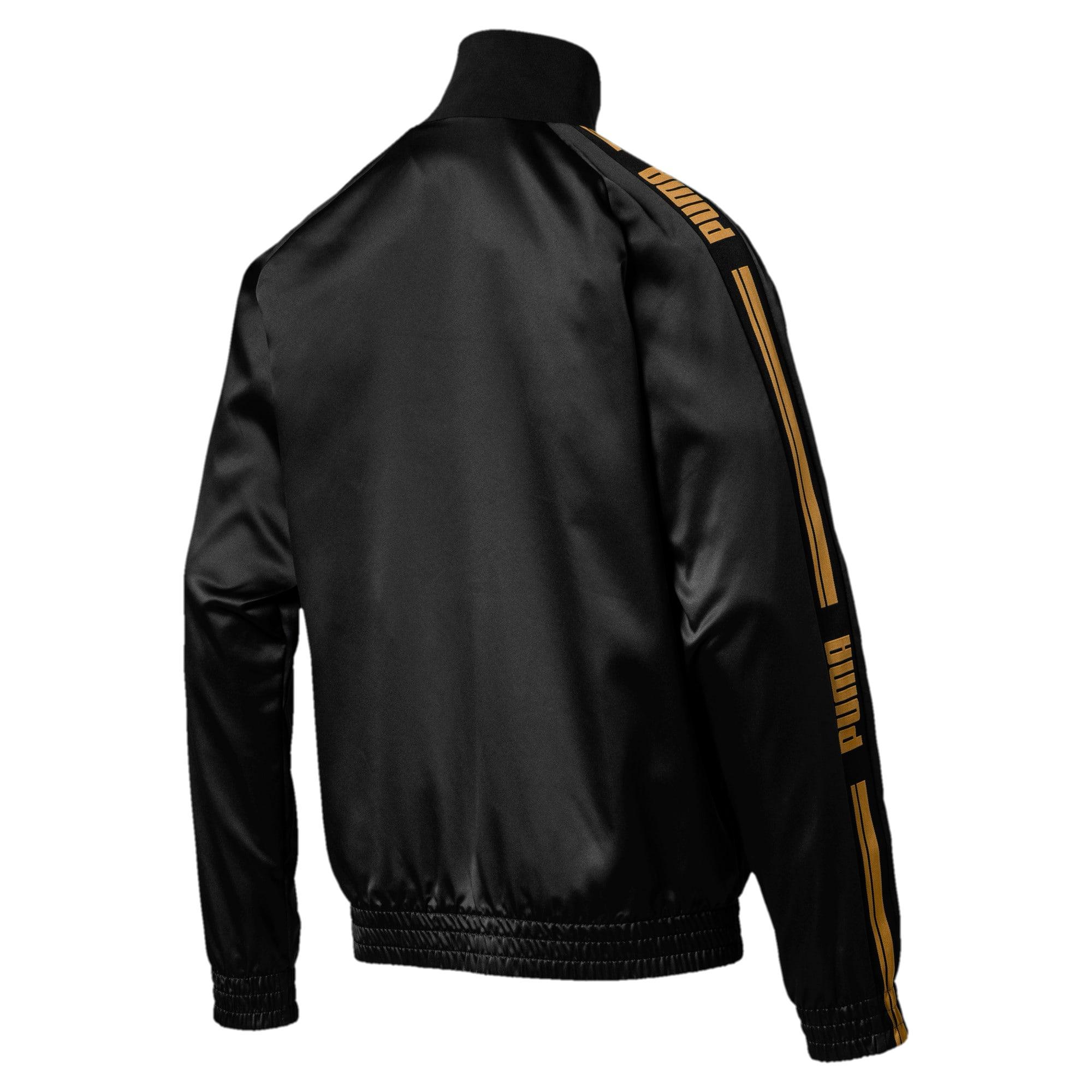 Thumbnail 4 of LUXE PACK Track Jacket, Puma Black, medium