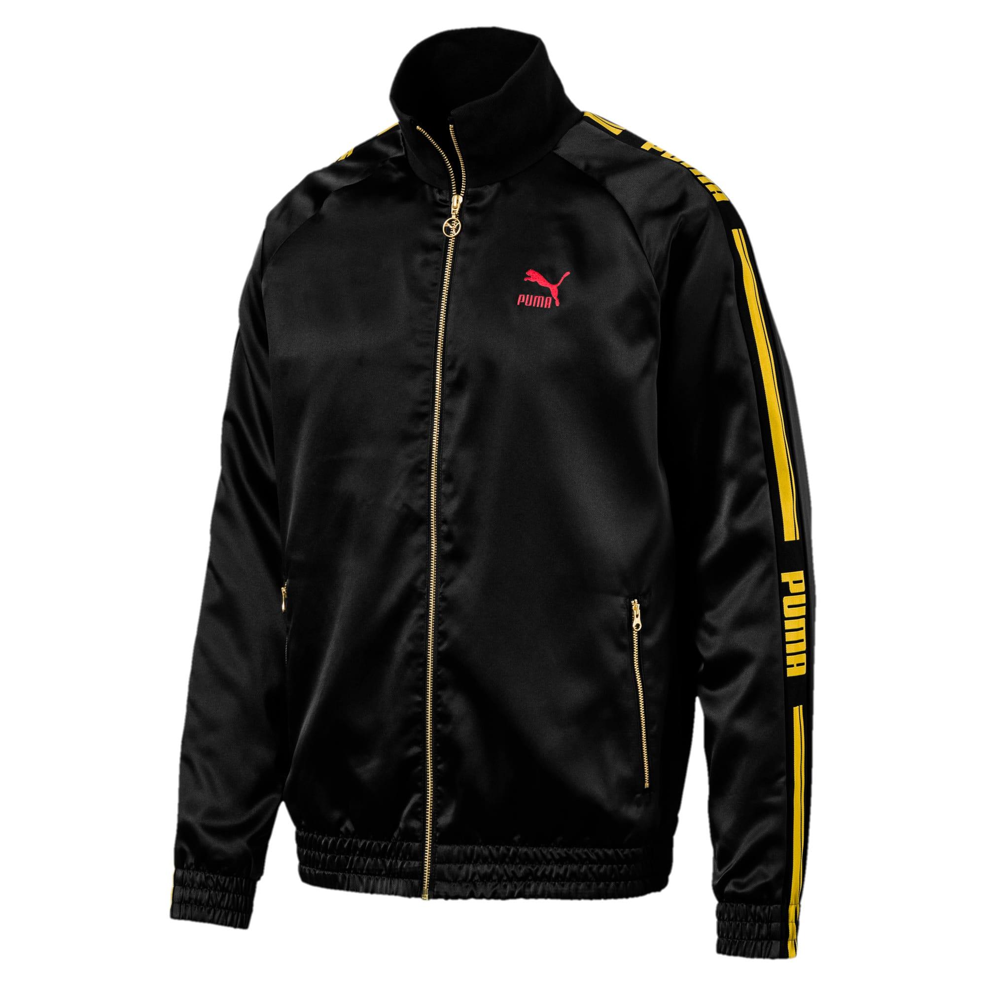 Thumbnail 1 of LUXE PACK Track Jacket, Puma Black, medium