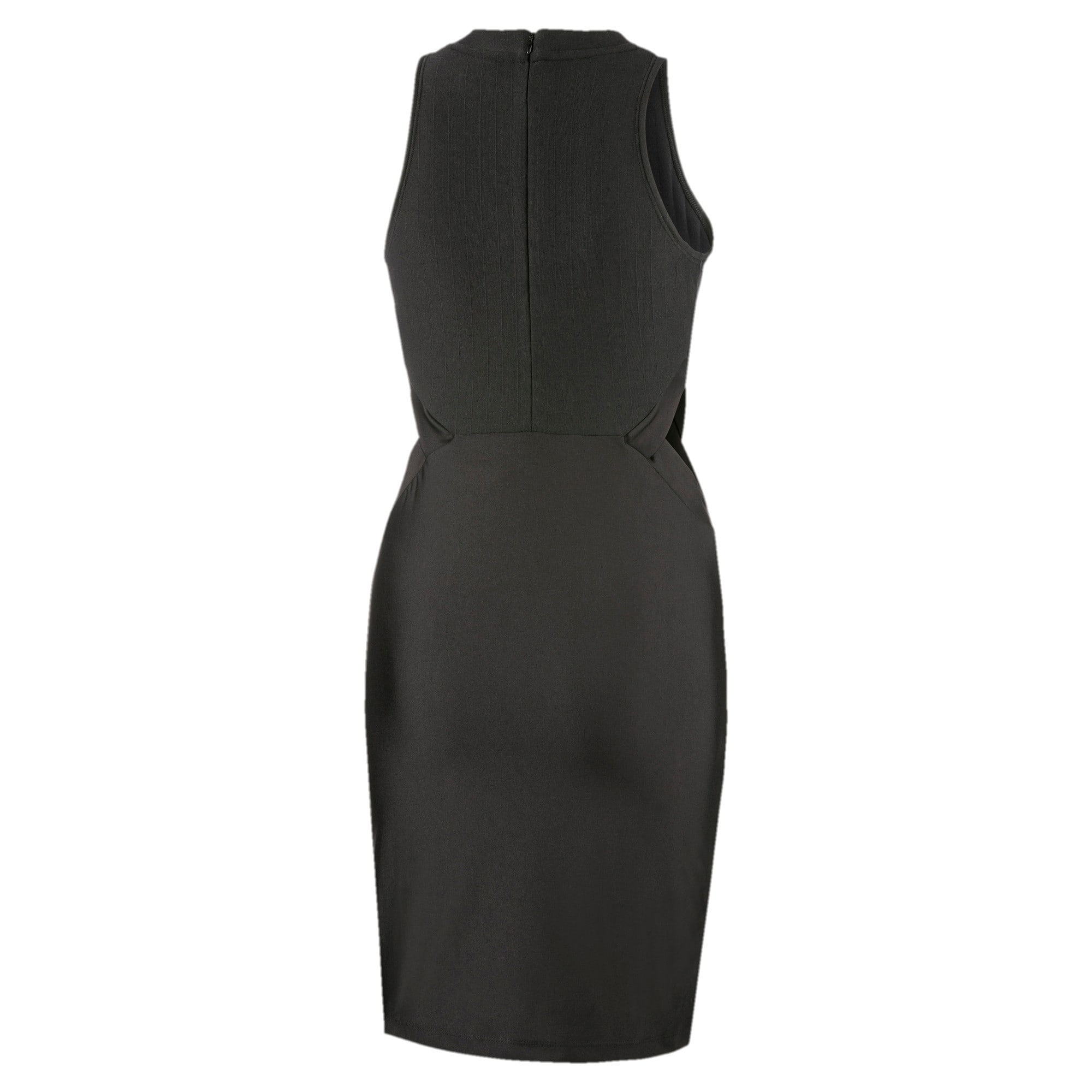 Thumbnail 2 of Classics Cut-Out Women's Dress, Puma Black, medium
