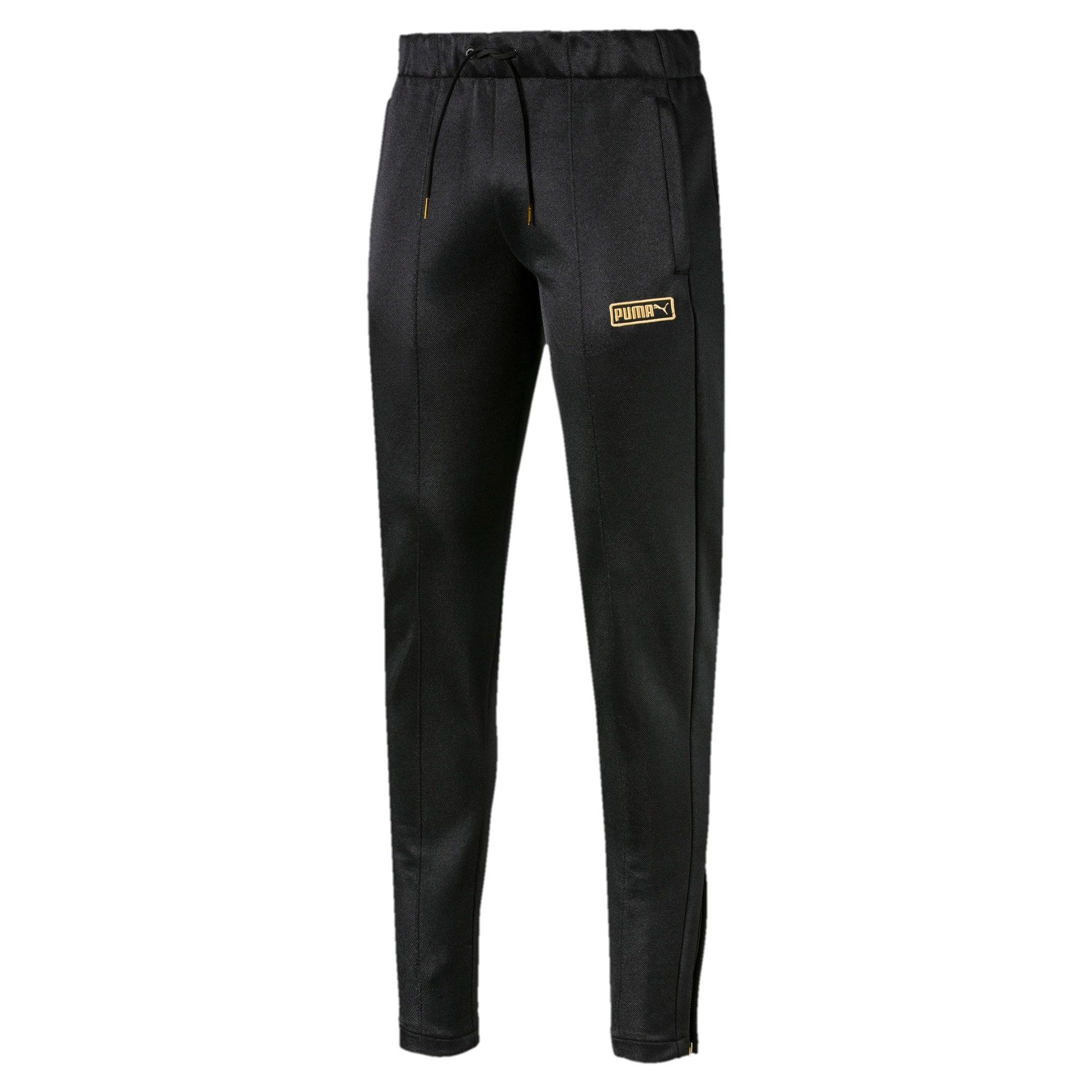 Thumbnail 4 of T7 Spezial Trophy Track Pants, Puma Black, medium-IND