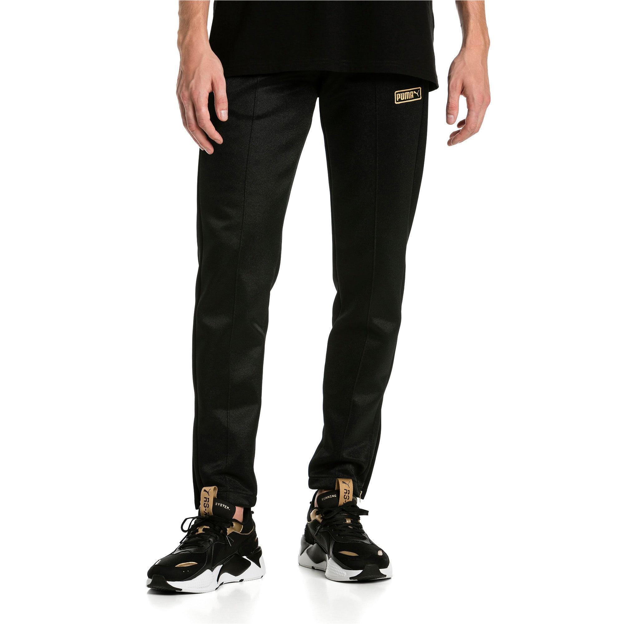 Thumbnail 1 of T7 Spezial Trophy Track Pants, Puma Black, medium-IND