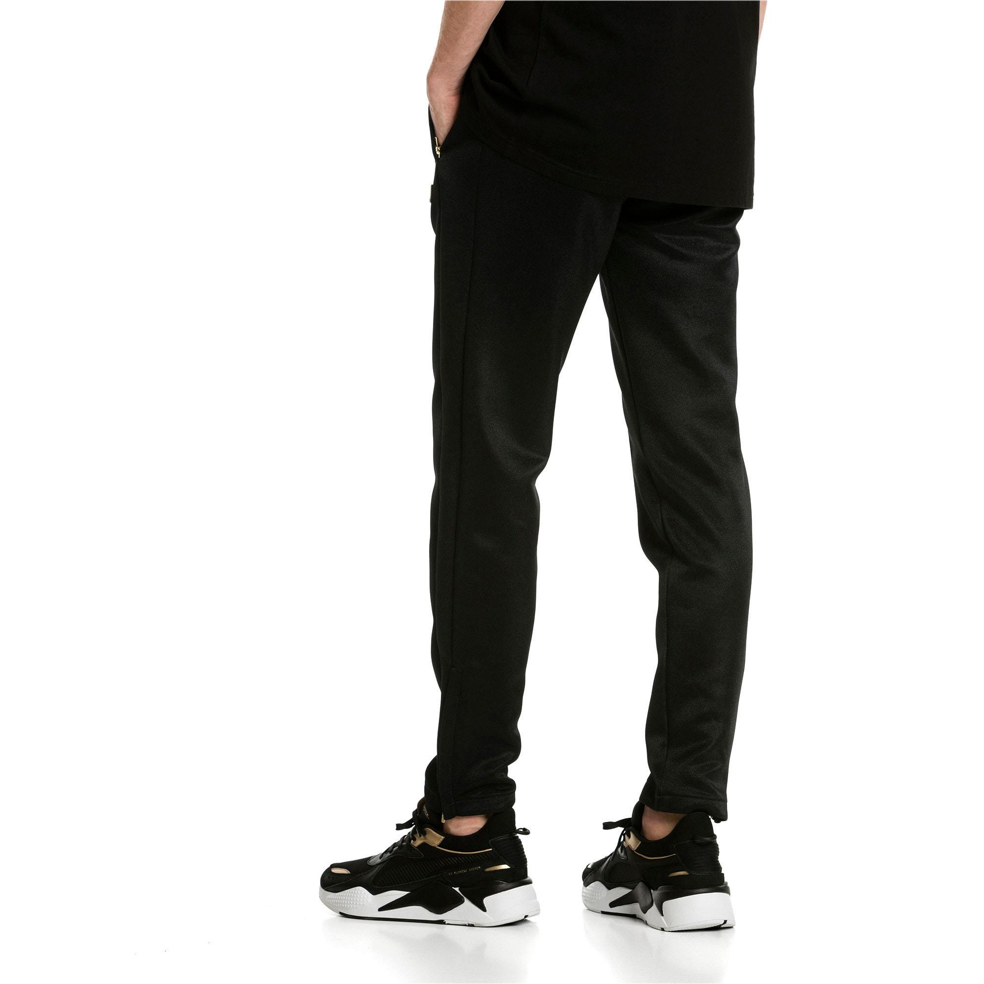 Thumbnail 2 of T7 Spezial Trophy Track Pants, Puma Black, medium-IND