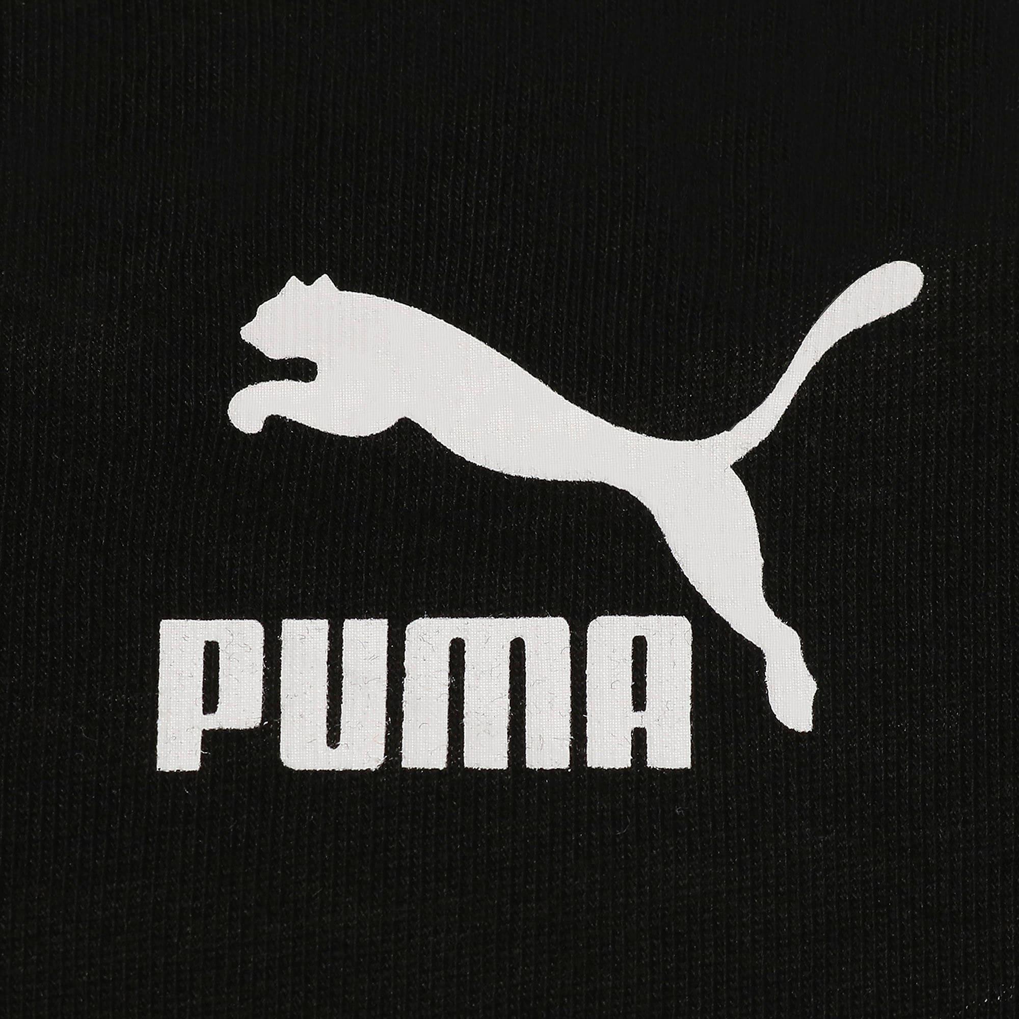 Thumbnail 6 of PUMA XTG グラフィック ウィメンズ SS Tシャツ 半袖, Cotton Black, medium-JPN