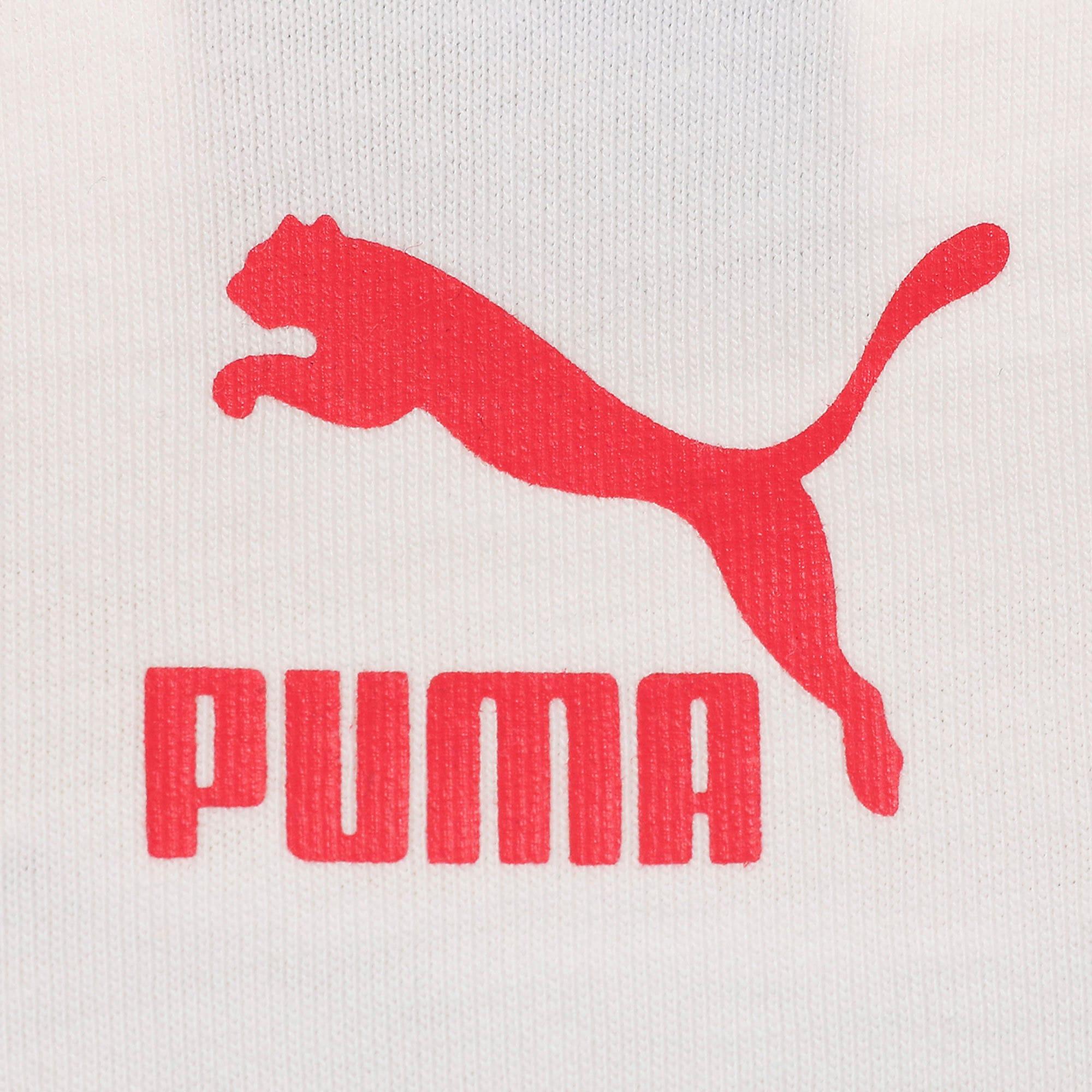 Thumbnail 6 of PUMA XTG グラフィック ウィメンズ SS Tシャツ 半袖, Puma White, medium-JPN
