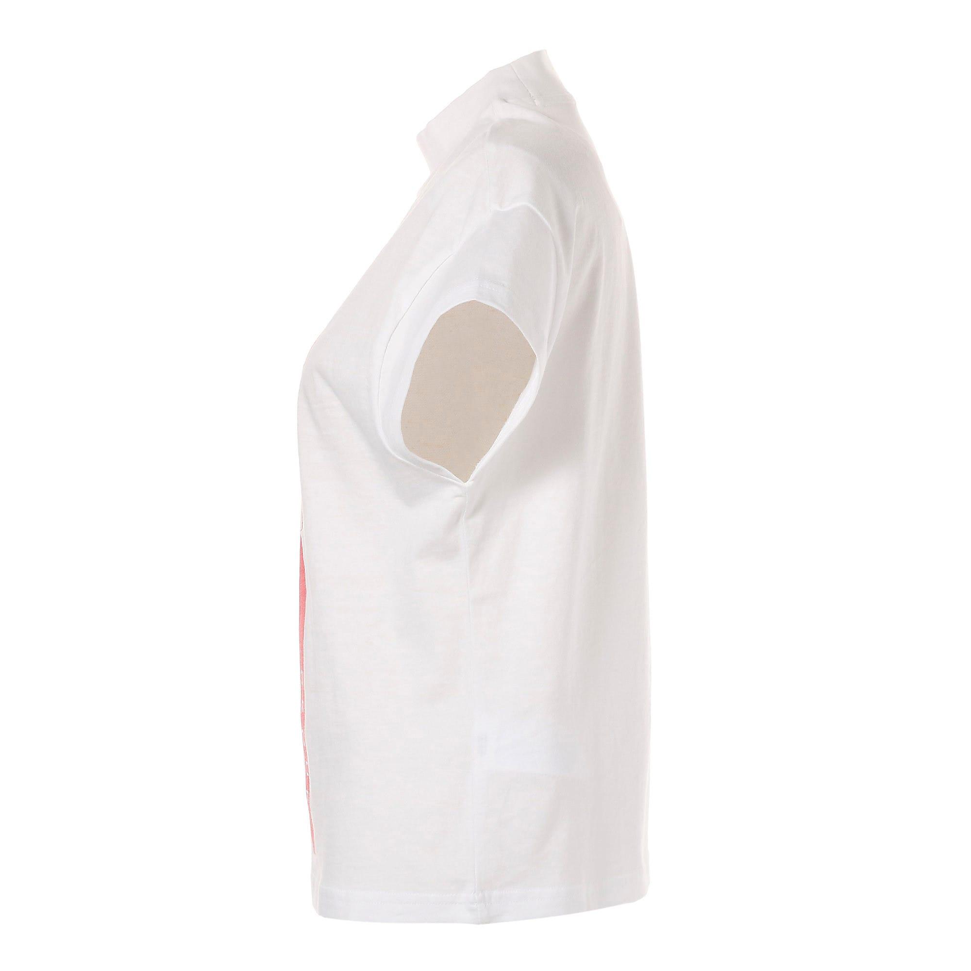 Thumbnail 10 of PUMA XTG グラフィック ウィメンズ SS Tシャツ 半袖, Puma White, medium-JPN