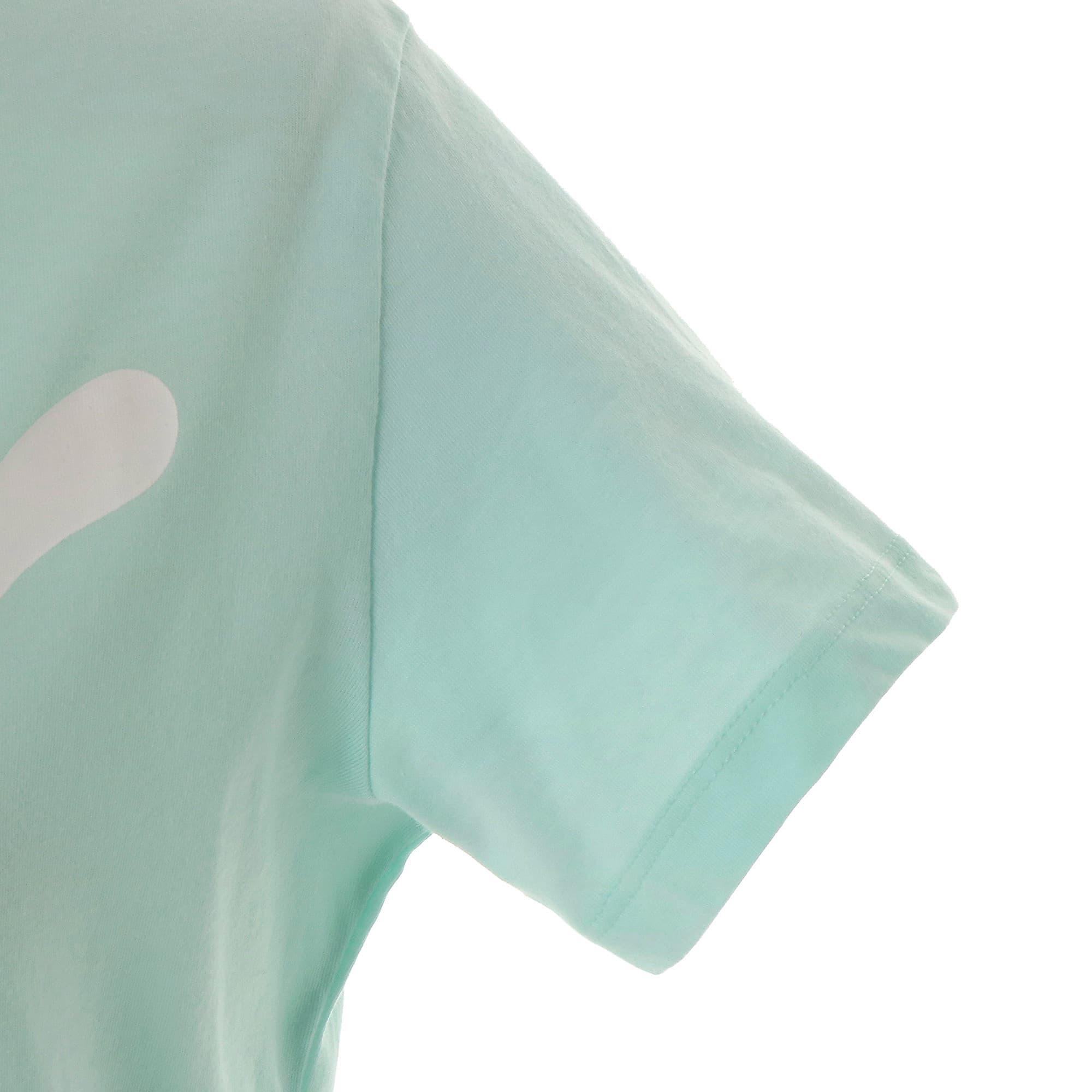 Thumbnail 7 of CLASSICS ロゴ ウィメンズ SS Tシャツ 半袖, Fair Aqua, medium-JPN