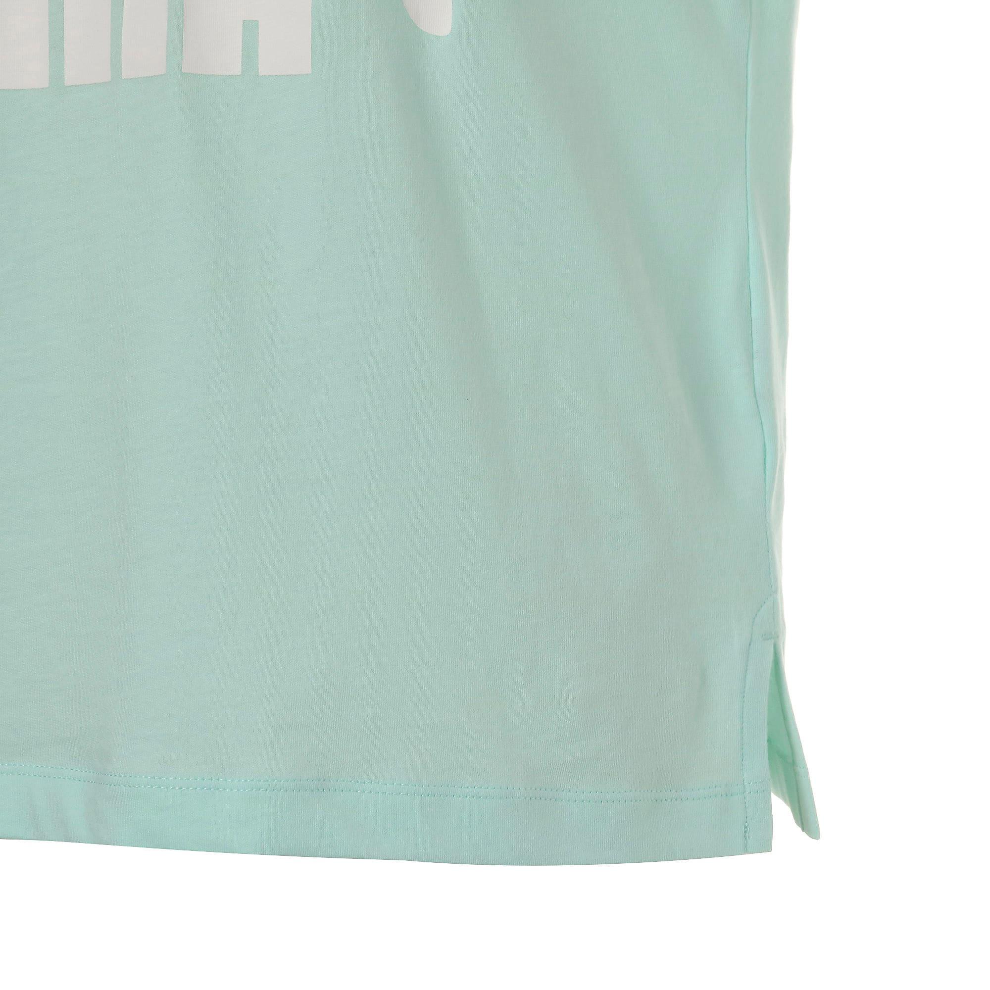 Thumbnail 8 of CLASSICS ロゴ ウィメンズ SS Tシャツ 半袖, Fair Aqua, medium-JPN