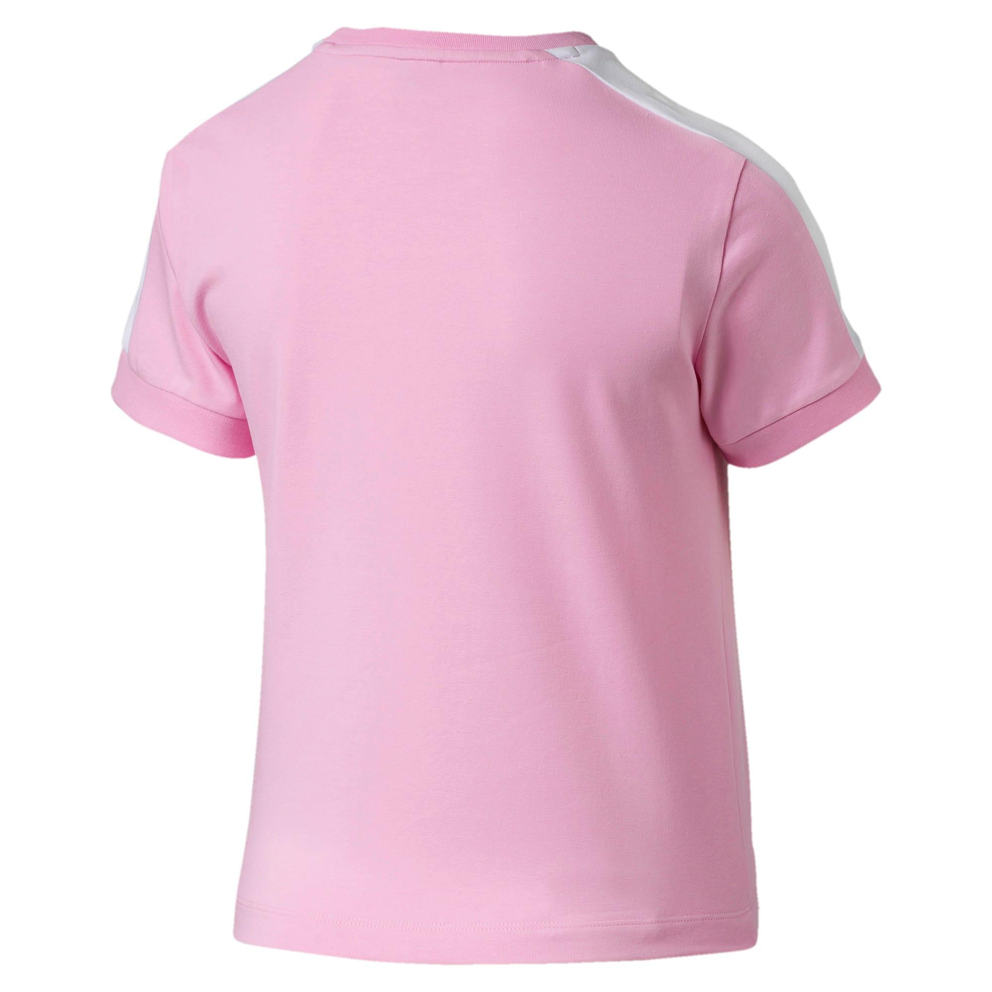 Thumbnail 2 of CLASSICS タイト ウィメンズ SS Tシャツ 半袖, Pale Pink, medium-JPN