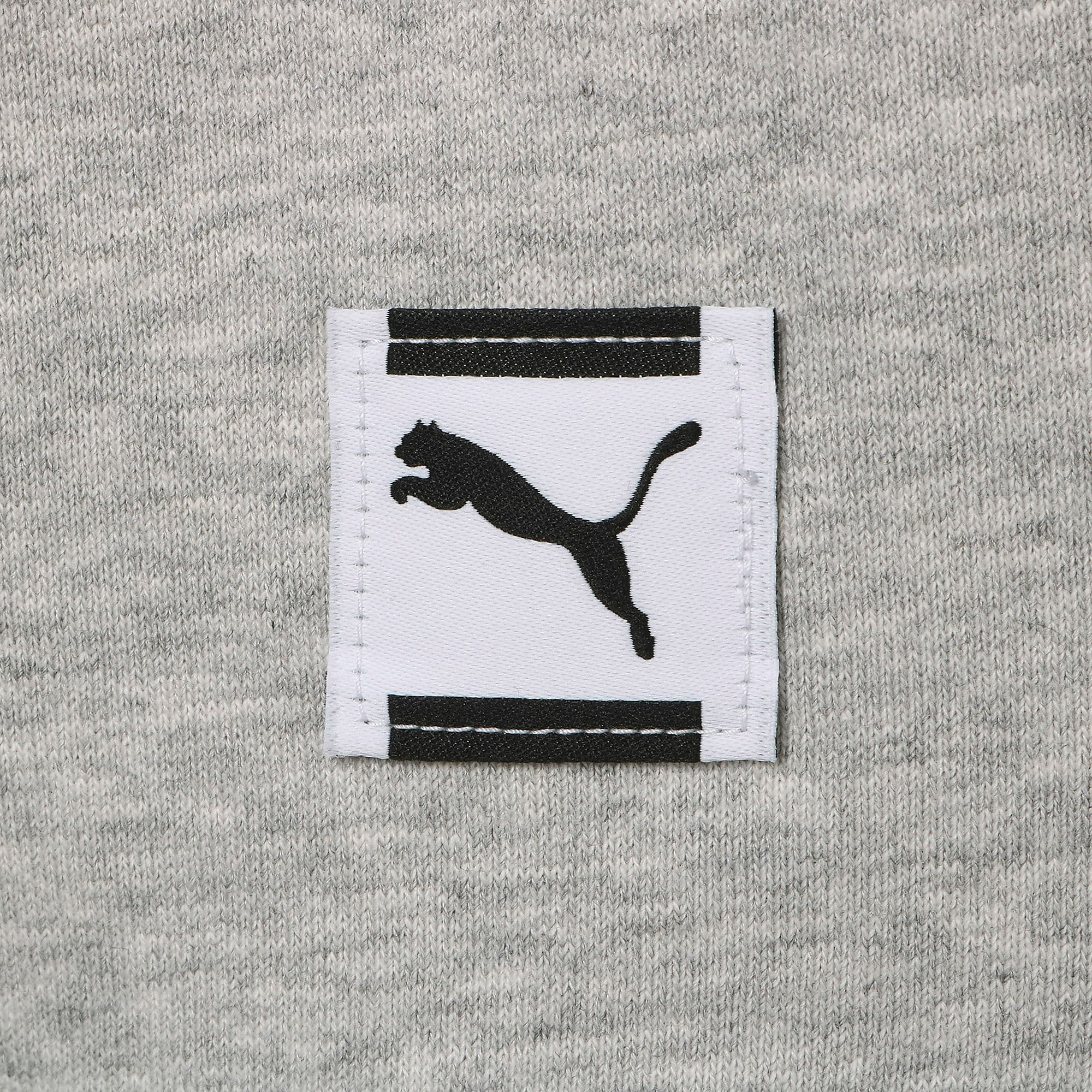 Thumbnail 3 of FIERCE CAT クルースウェット, Light Gray Heather, medium-JPN