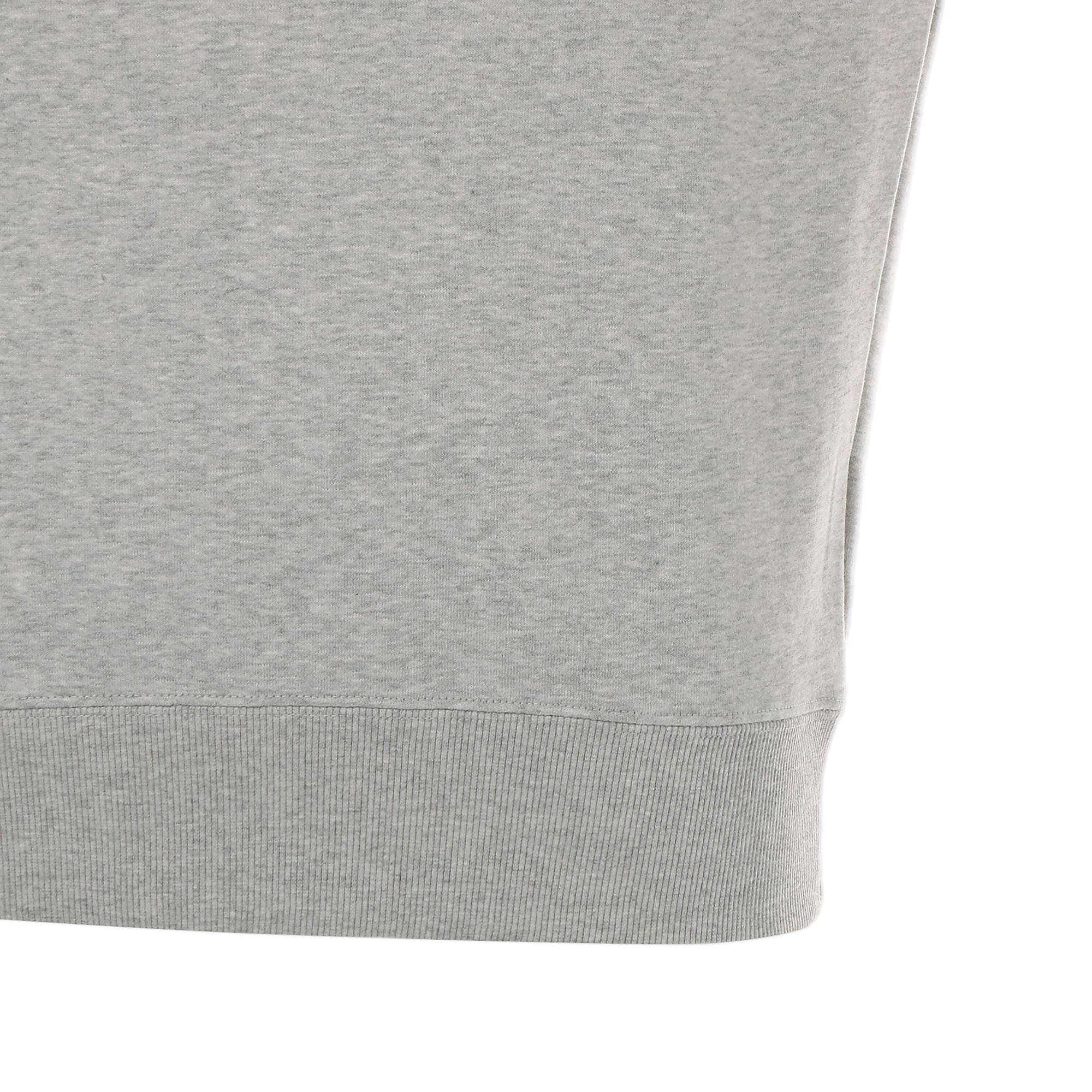 Thumbnail 5 of FIERCE CAT クルースウェット, Light Gray Heather, medium-JPN