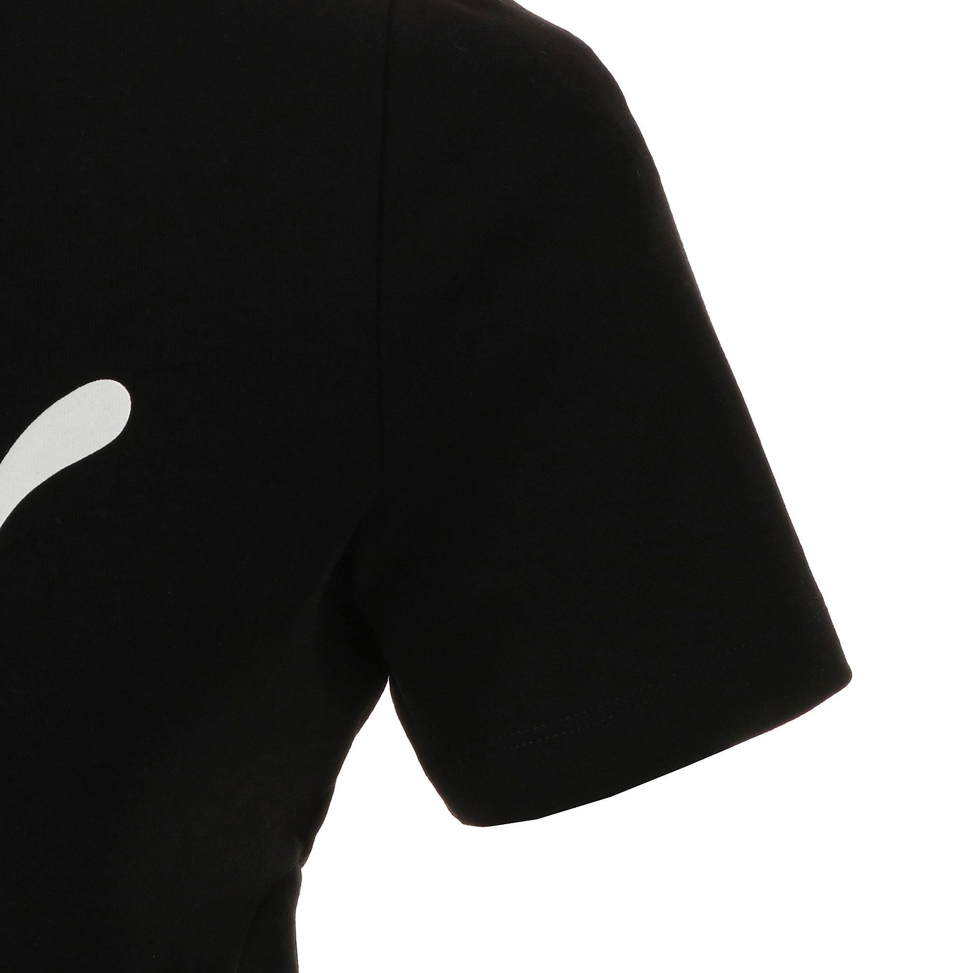 Thumbnail 8 of CLASSICS ウィメンズ ロゴ トップ, Cotton Black, medium-JPN