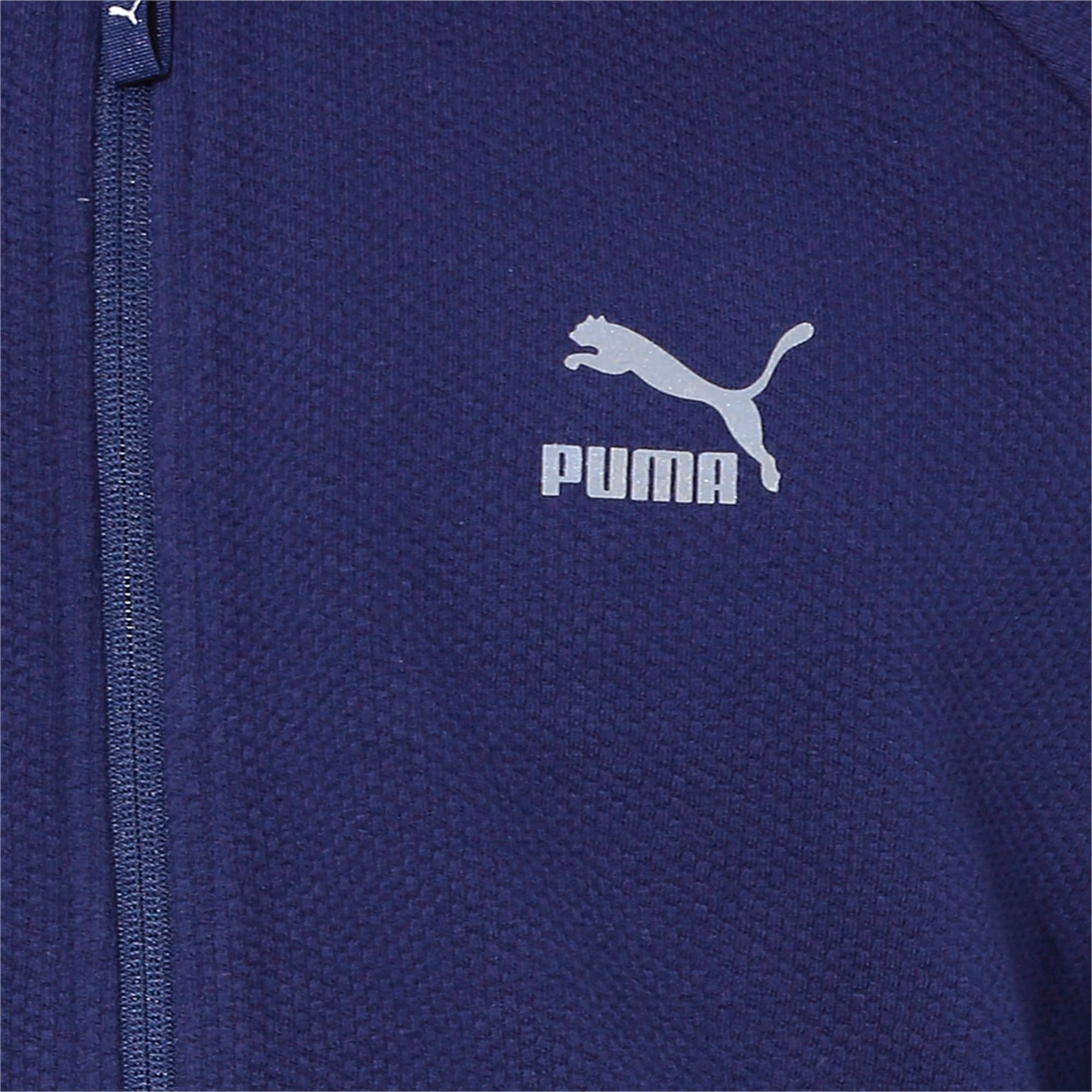 Thumbnail 6 of VK Sweat Jacket, Peacoat, medium-IND