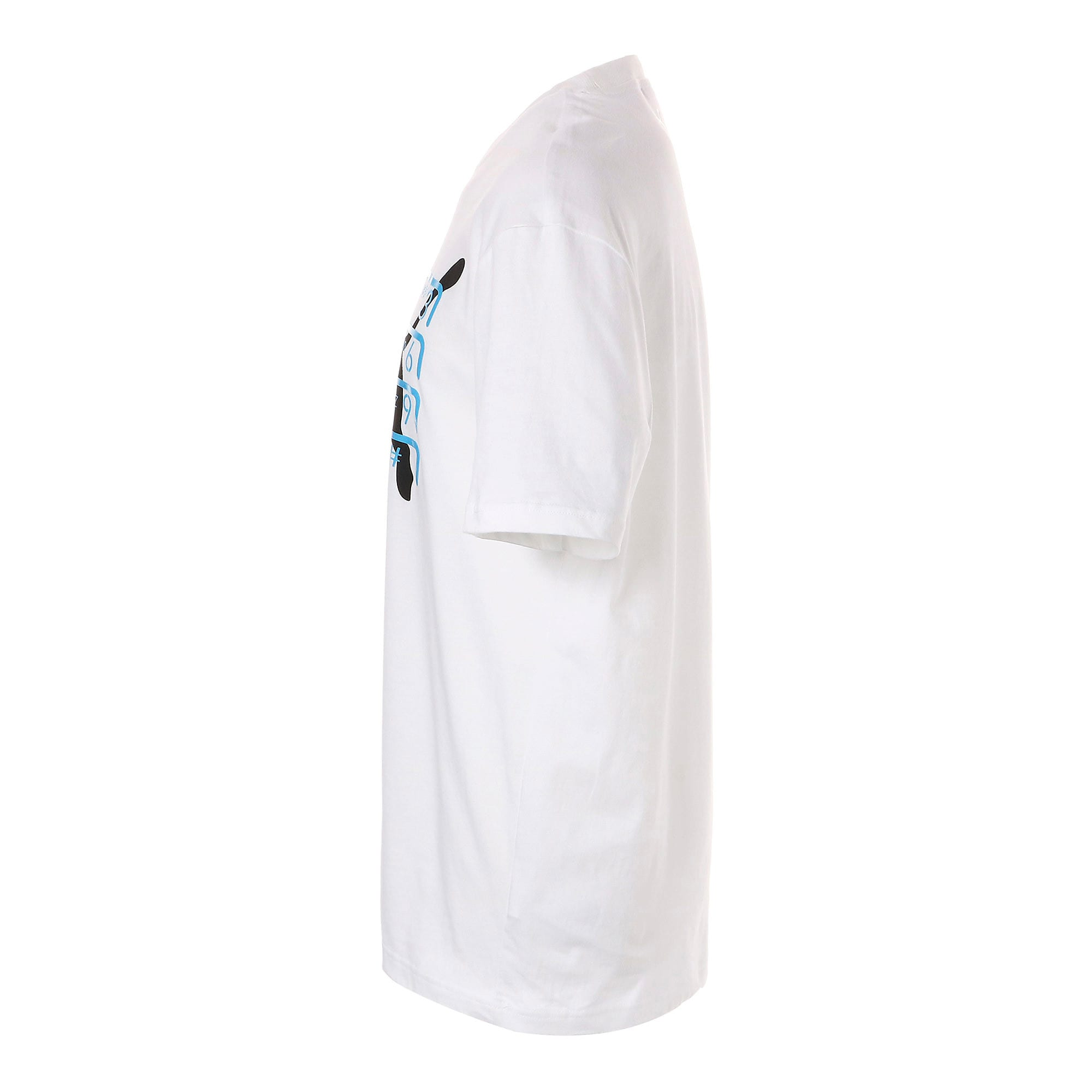 Thumbnail 2 of PUMA x MOTOROLA Tシャツ, Puma White, medium-JPN