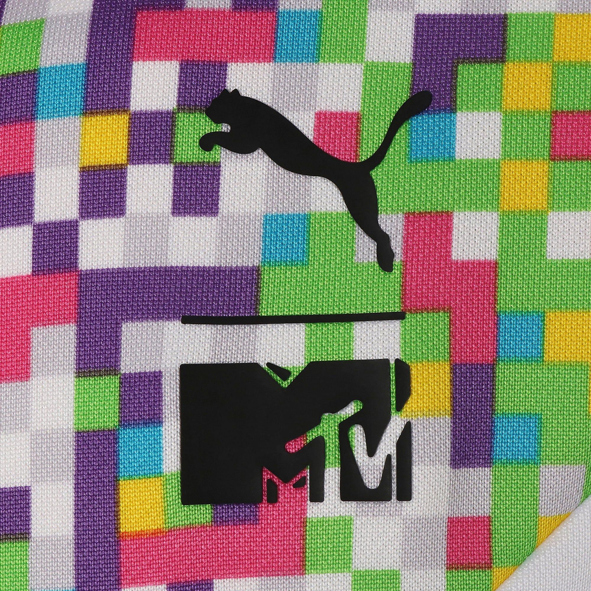 Thumbnail 4 of PUMA x MTV MCS AOP トラックトップ, Puma White-AOP, medium-JPN